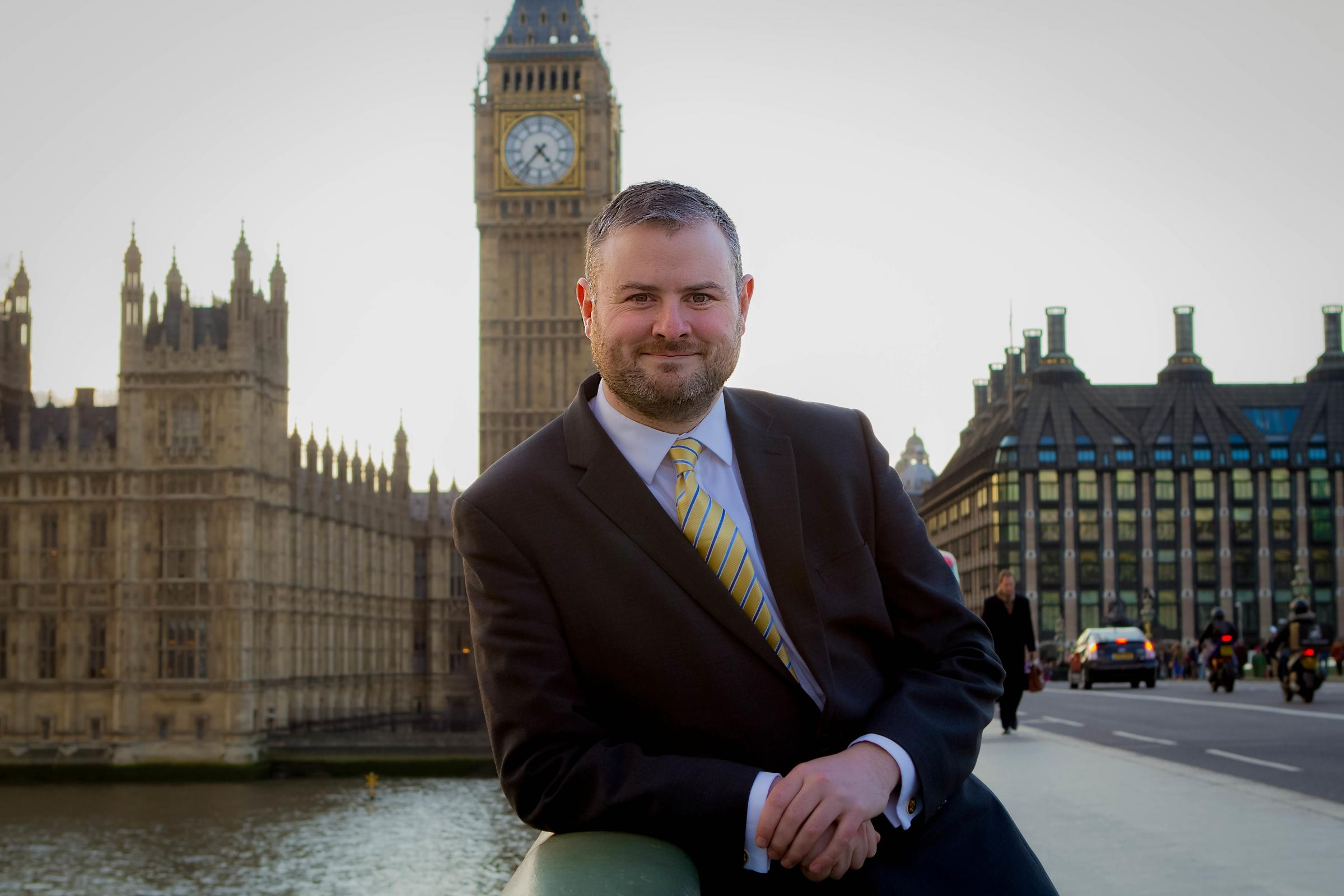 Pendle MP Andrew Stephenson is joining the Government Whips Office..