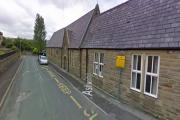 St Anne's CE Primary School in Ashworth Road, Waterfoot