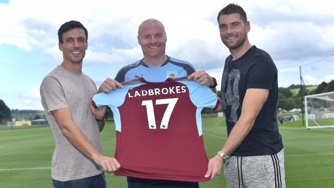 DEAL: Burnley have agreed a link-up with Ladbrokes