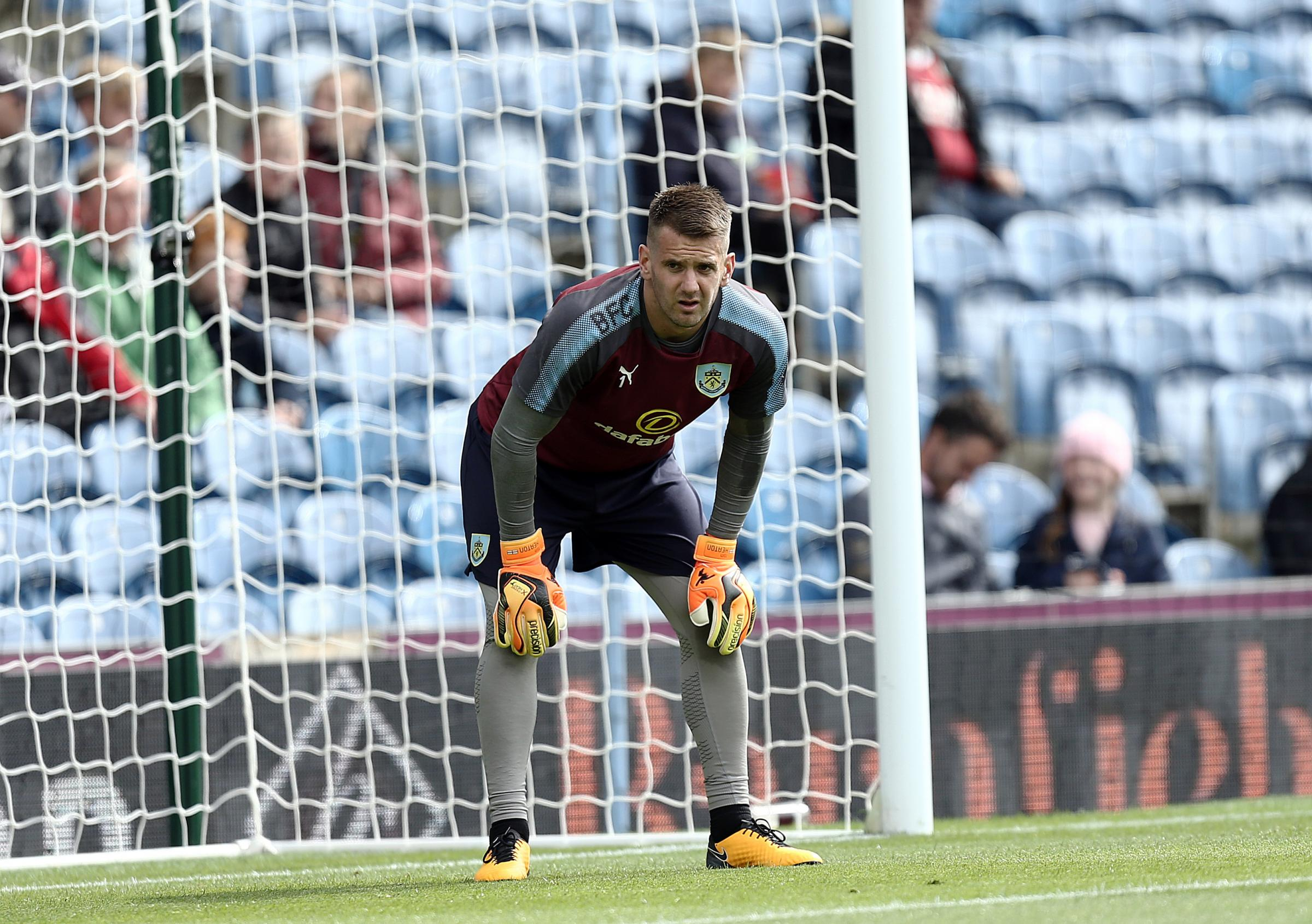 Tom Heaton is ready for a tough week in Cork