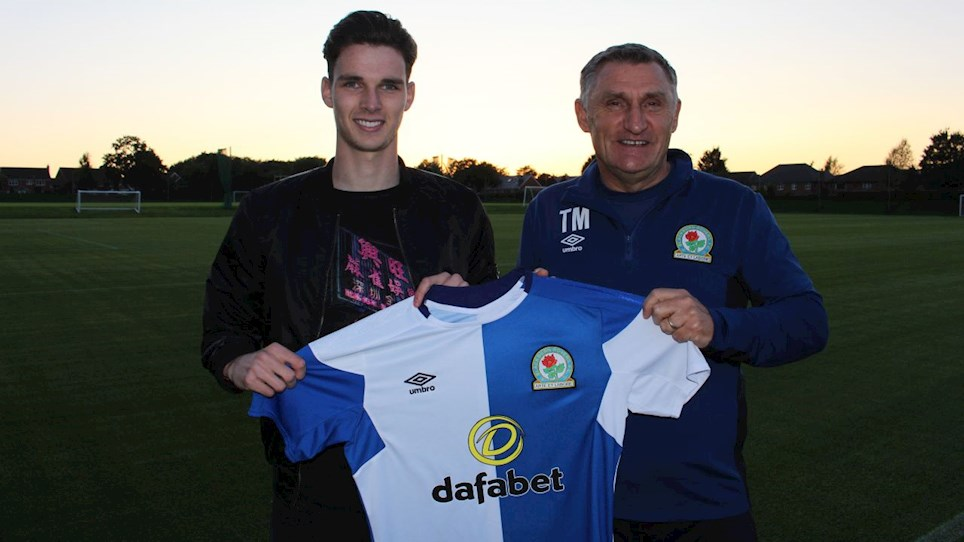 DEADLINE DAY DEALS: Sam Hart arrived at Rovers from Liverpool for an undisclosed fee