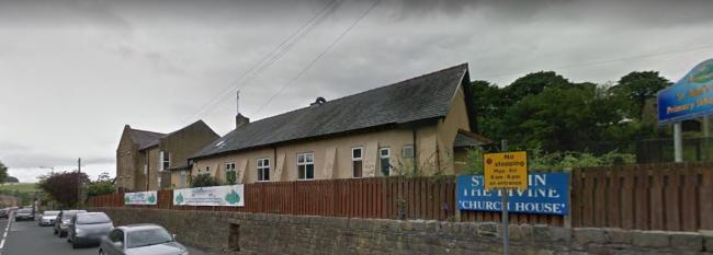 St John's CE Primary School in Cliviger