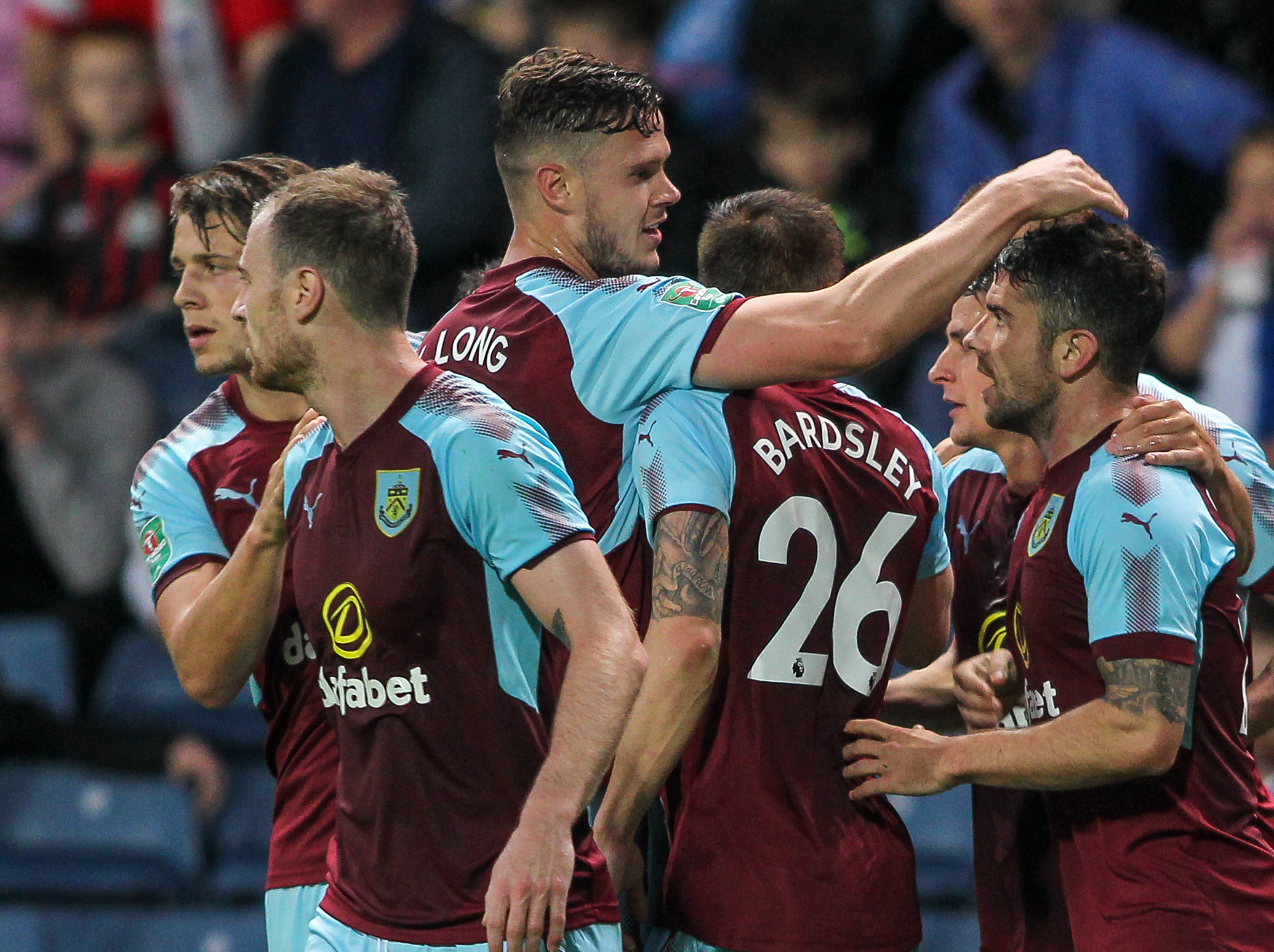 Sean Dyche expects to field another 'really strong' team similar to the one that beat Blackburn