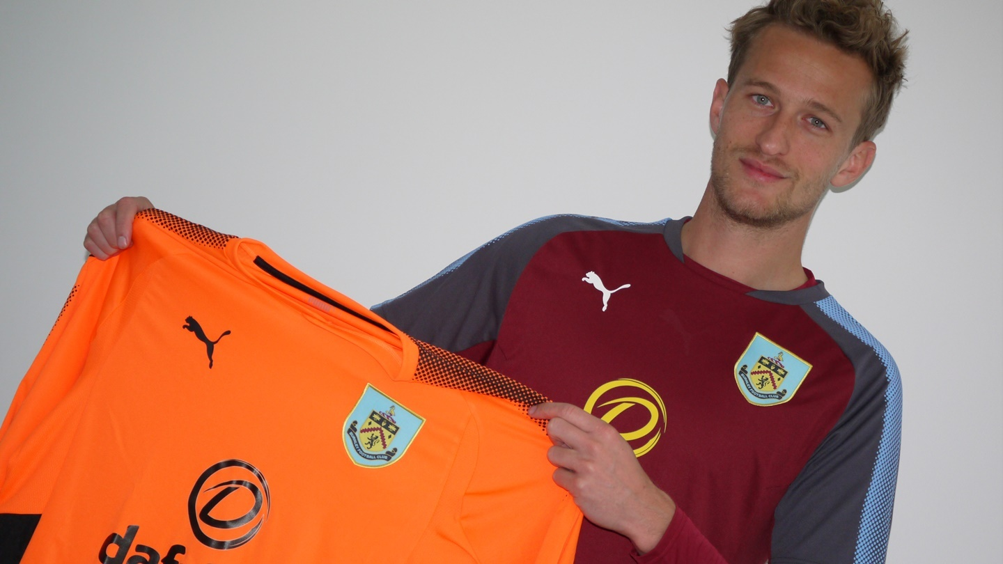 Anders Lindegaard has kept two successive clean sheets for Burnley Under 23s