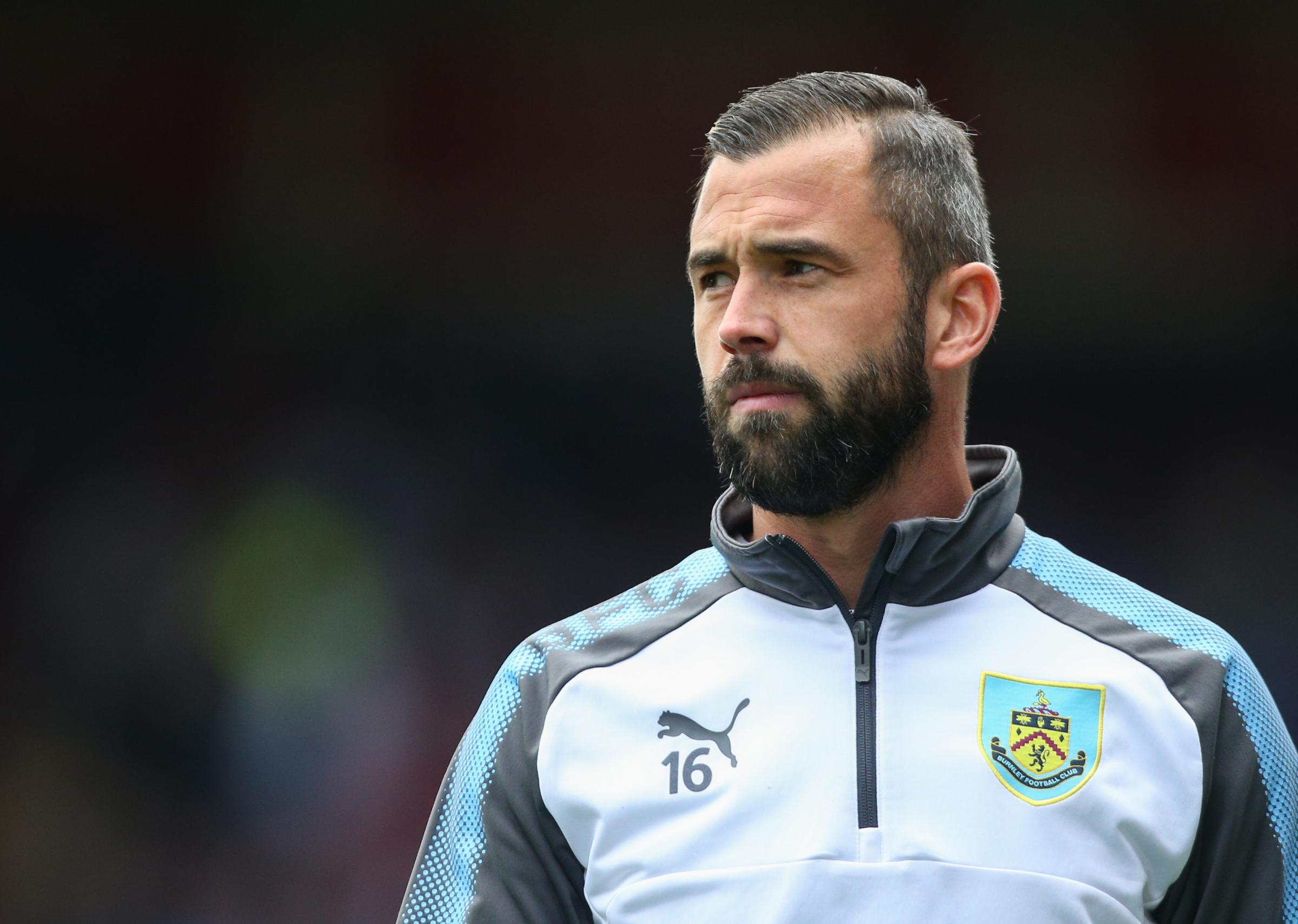 Steven Defour is pleased with his and Burnley's start to the season