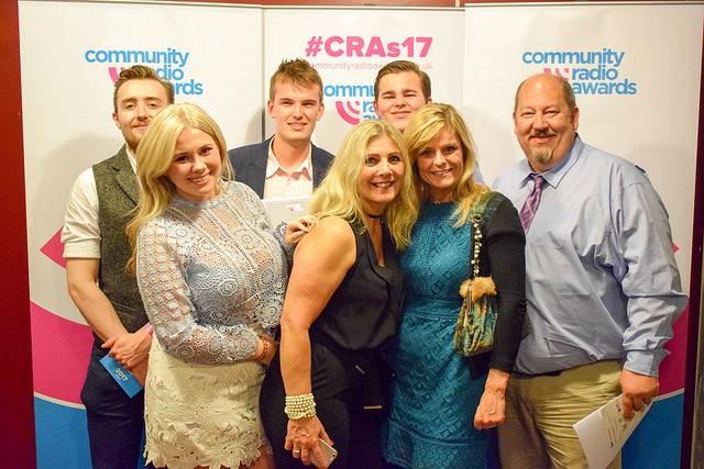 Ribble FM scoop 4 AWARDS at the Community Radio Awards in Bristol. Silver Award Winners in The Station of the Year Award. Silver Award also for the Stations Farming Programme, Now Farming and Countryside Matters, Silver Award for Young Person of the Year