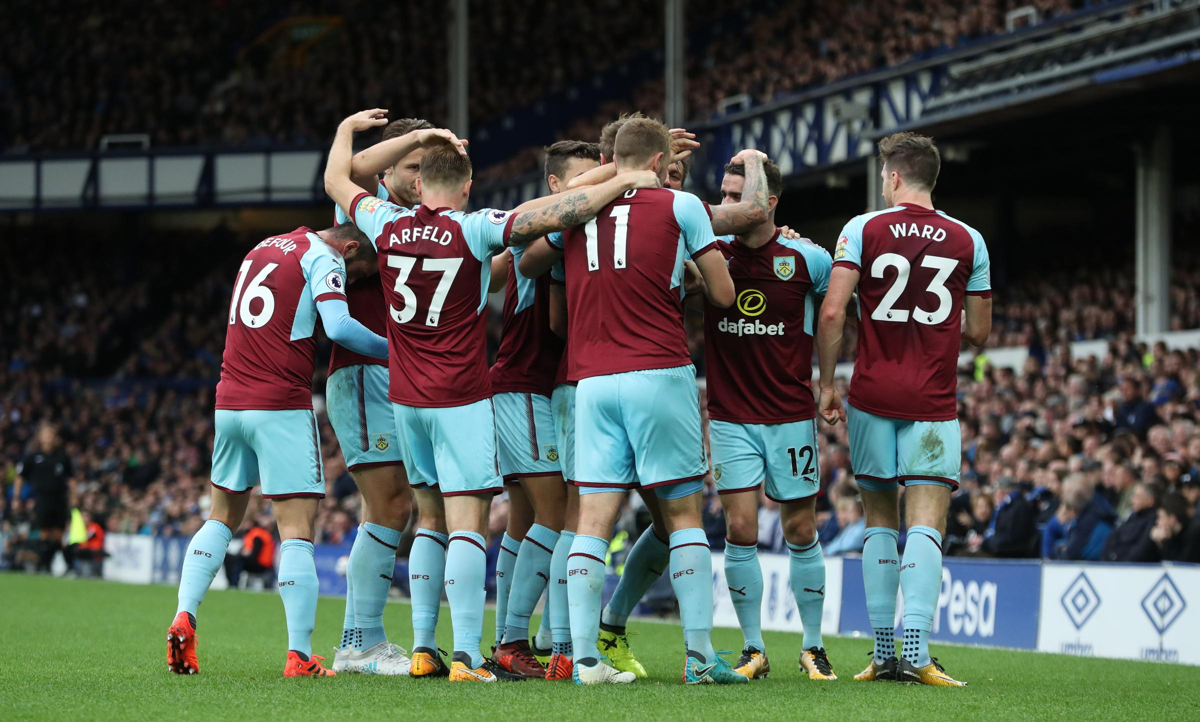 Burnley's success this season is being enjoyed by the neutrals, according to Sean Dyche