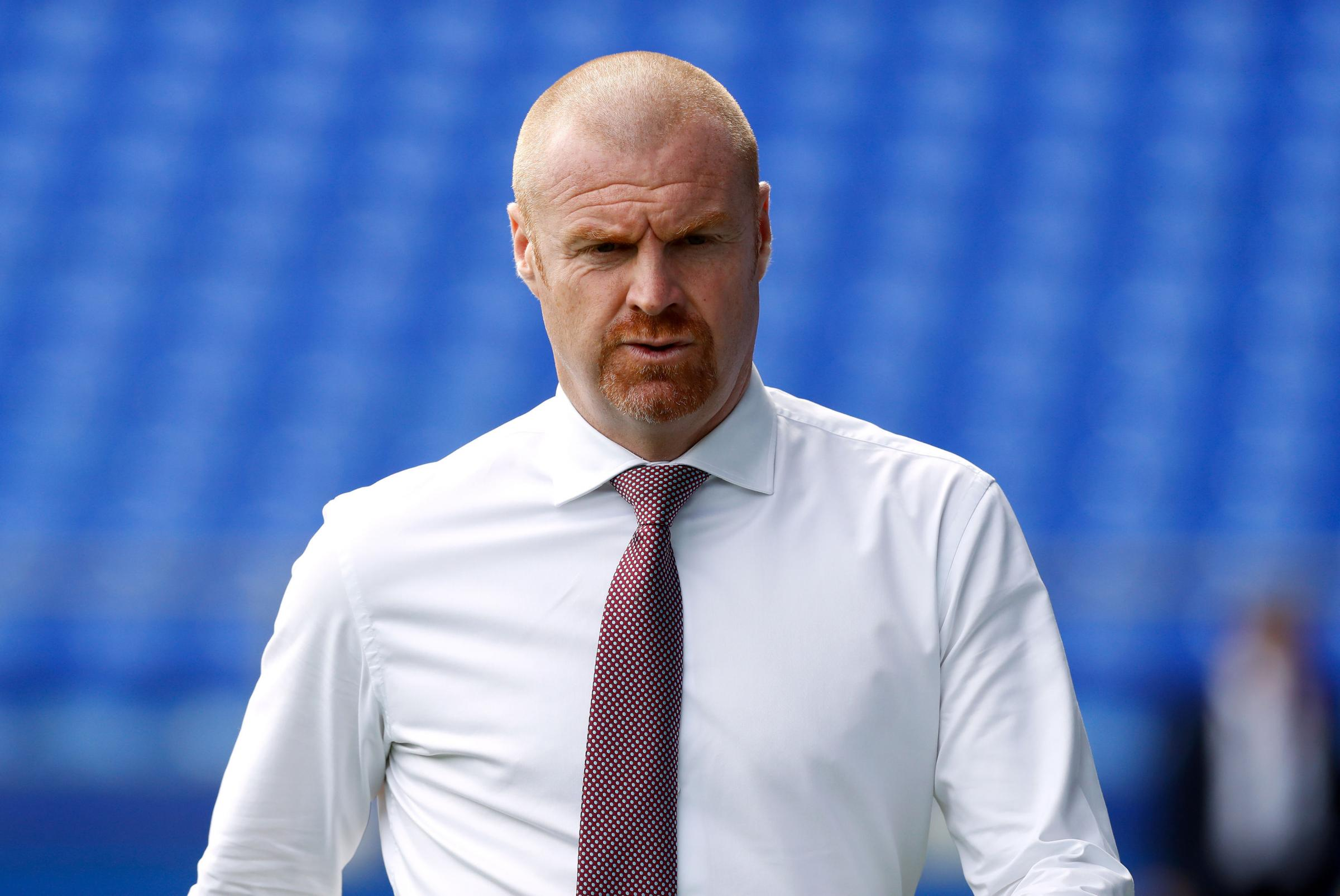 Sean Dyche has called on Premier League clubs to maintain the status quo on the distribution of overseas TV money