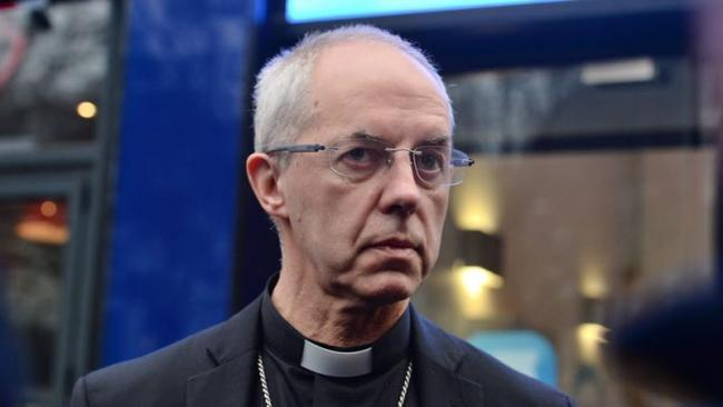 Archbishop of Canterbury, Most Rev Justin Welby