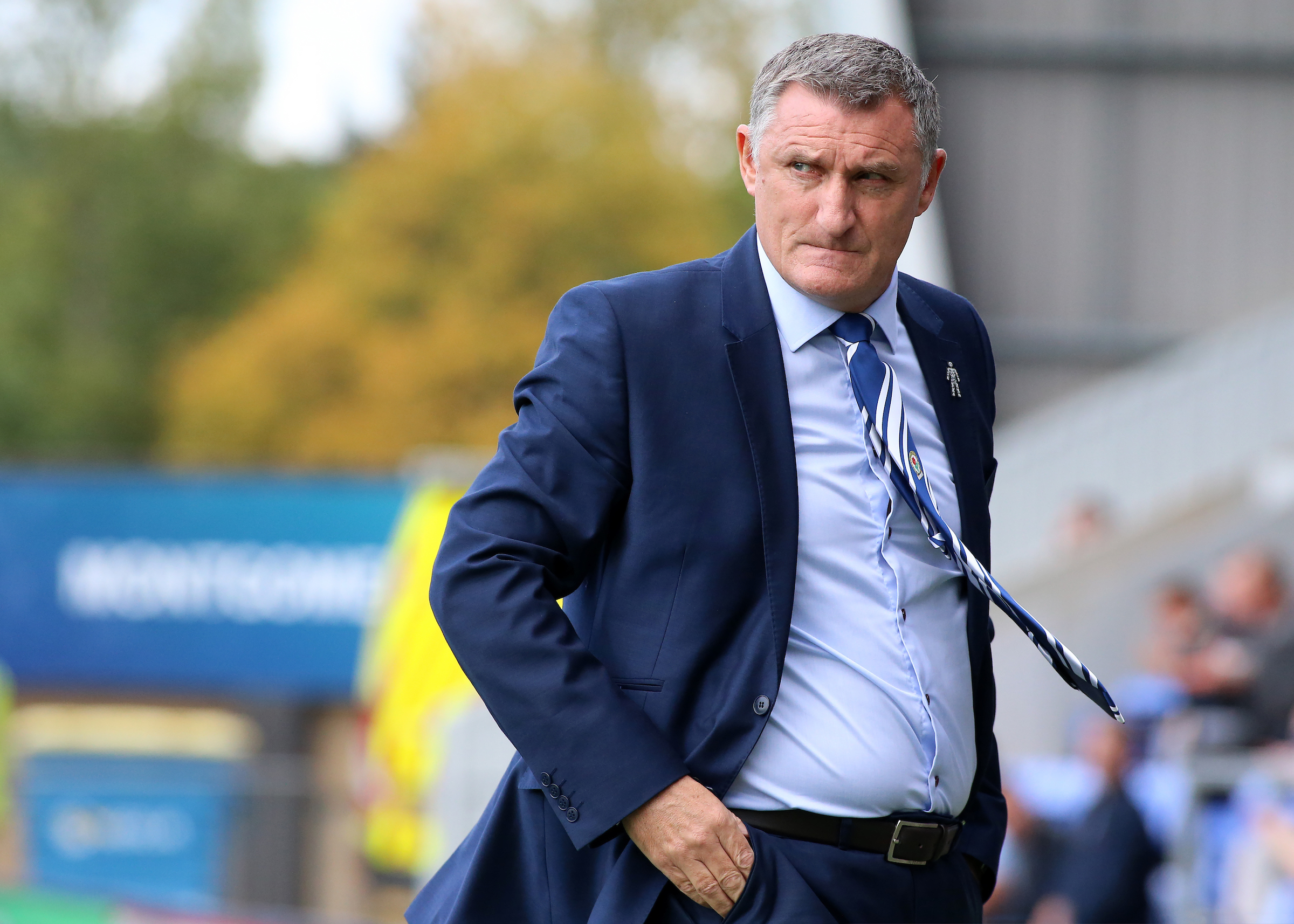 Tony Mowbray's side have won 19 points from a possible 24 to move in to the top six of League One