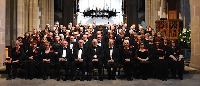 BLACKBURN MUSIC SOCIETY CHRISTMAS MESSIAH