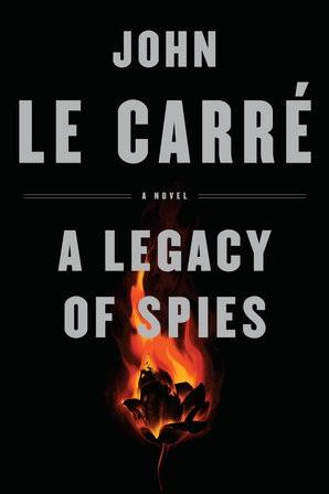 BOOK REVIEW: A new classic spy novel from John Le Carre