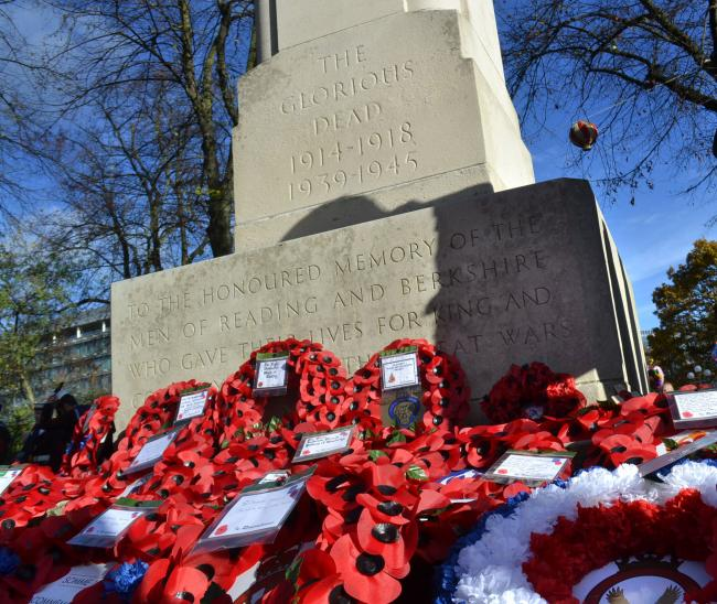 Remembrance services to be held across East Lancashire this weekend
