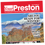 Lancashire Telegraph: nov cover 2017 preston