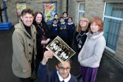 Woodnook Primary School, Accrington is the third school in Accrington to take part in the creation of an educational film which puts the spotlight on the school and its connection with a well-known figure in the town's history which for them was Thomas