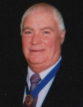 George Grunshaw of Wilpshire, who has died at the age of 76.