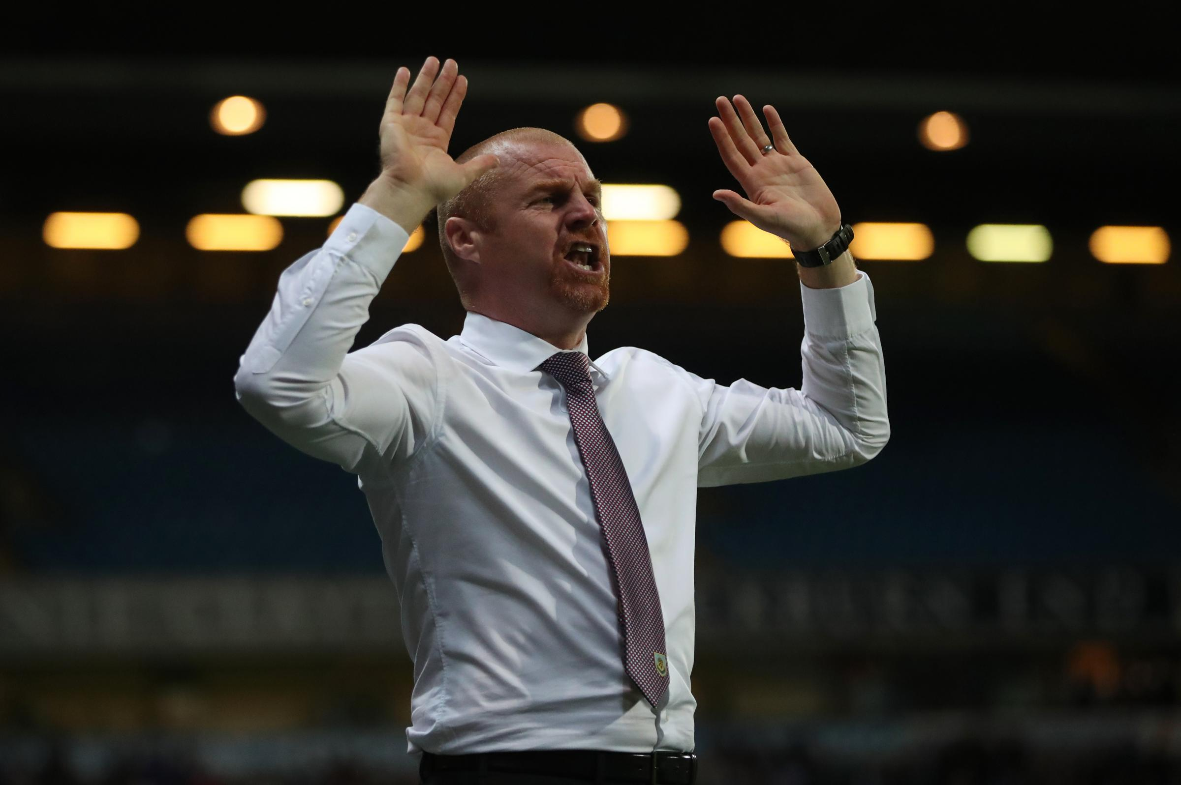 Dyche: I've been asked to stop talking about it, but diving has to be stopped