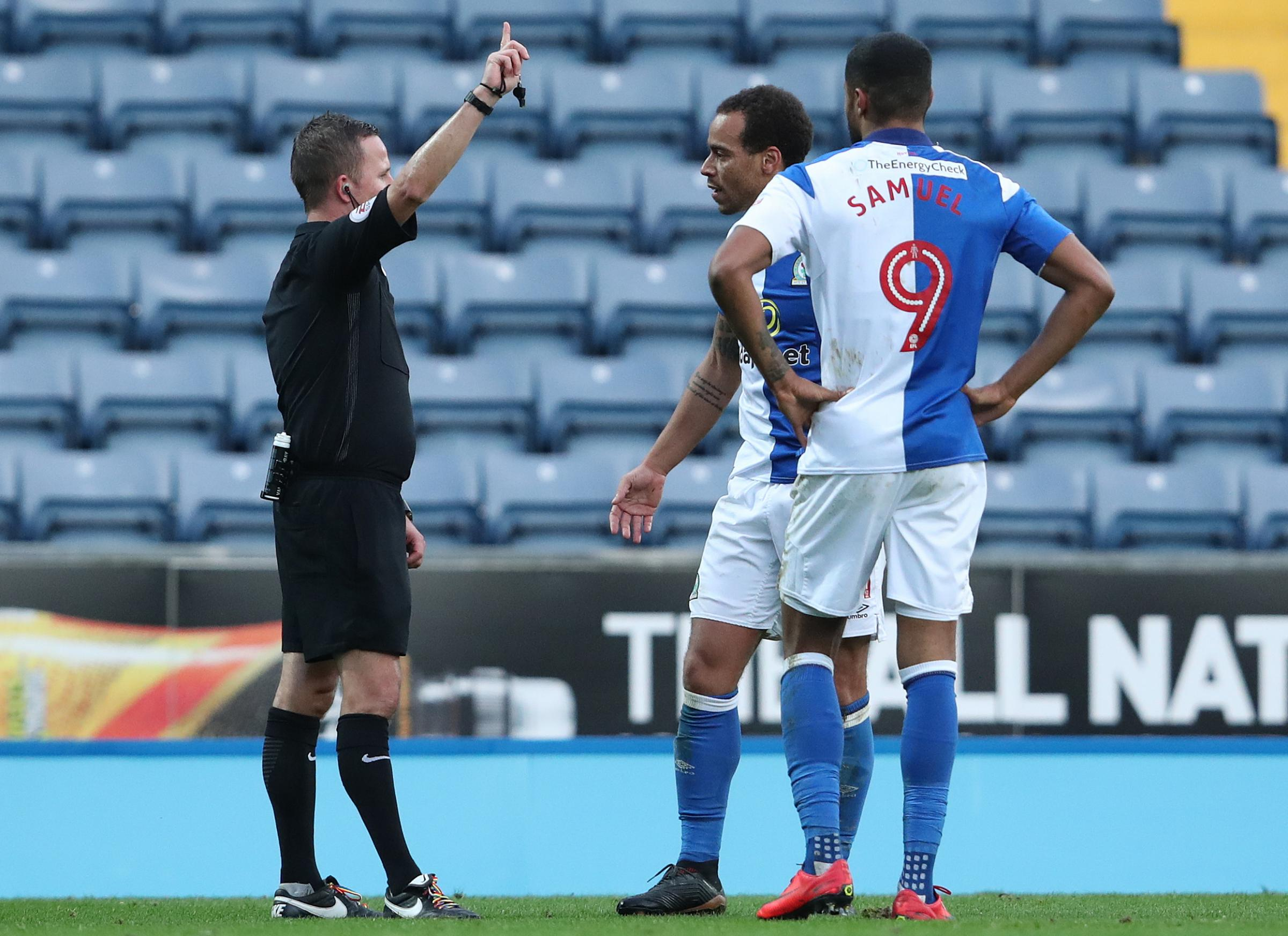 Rovers will be without Elliott Bennett for four games after his red card against Crewe