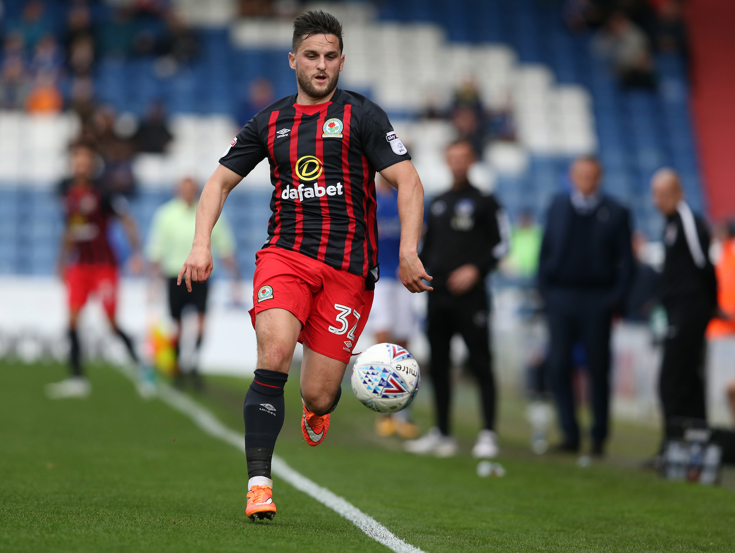 Craig Conway will return to the Rovers squad for this weekend's trip to Peterborough United