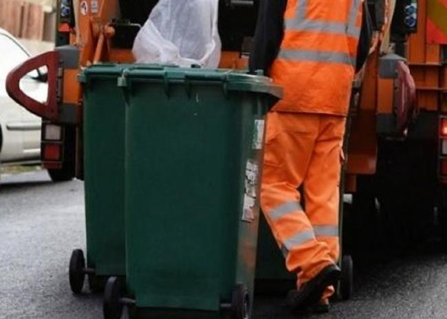 Dates for bin collections over Christmas and New Year