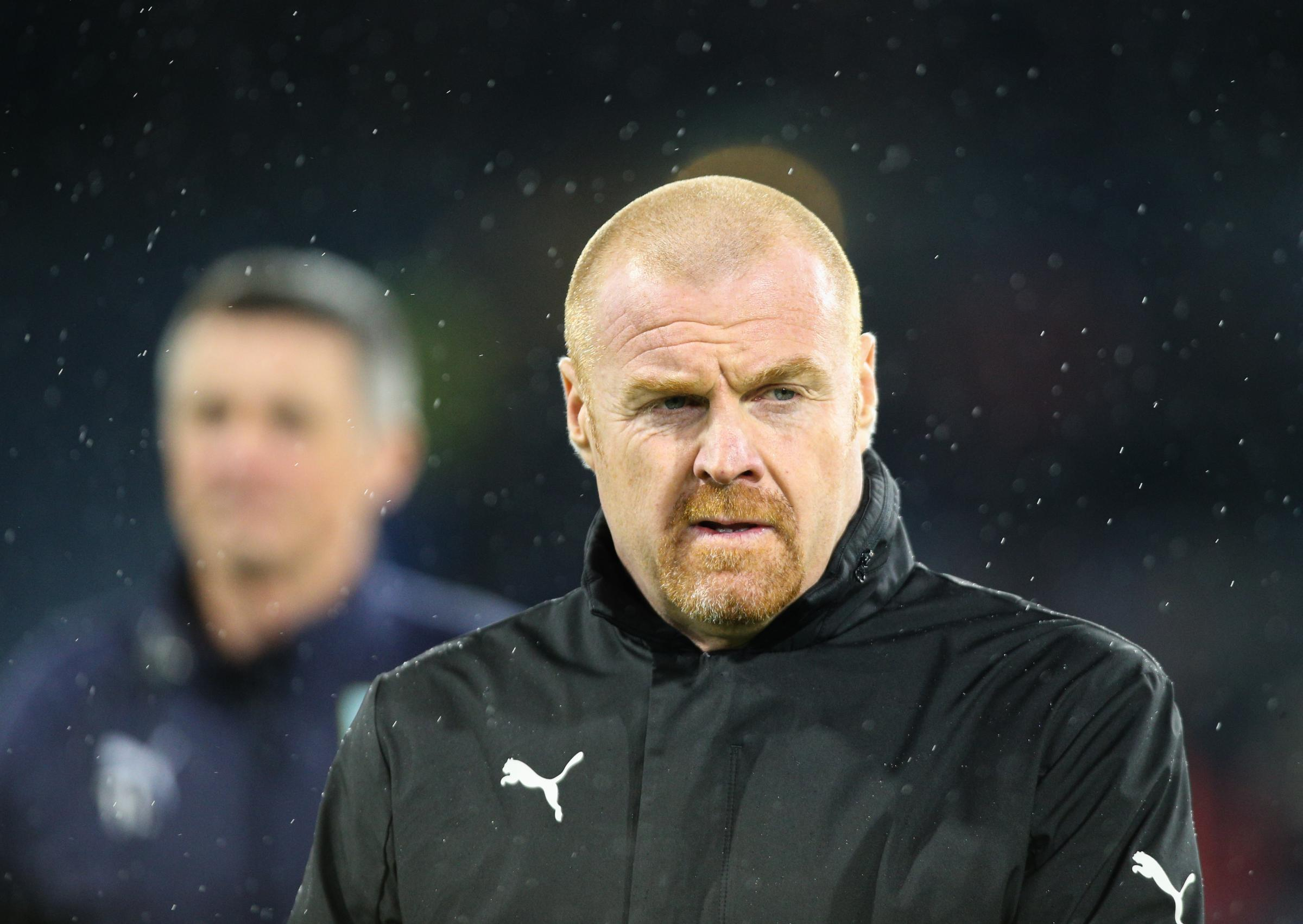 Sean Dyche loves being part of the festive football schedule