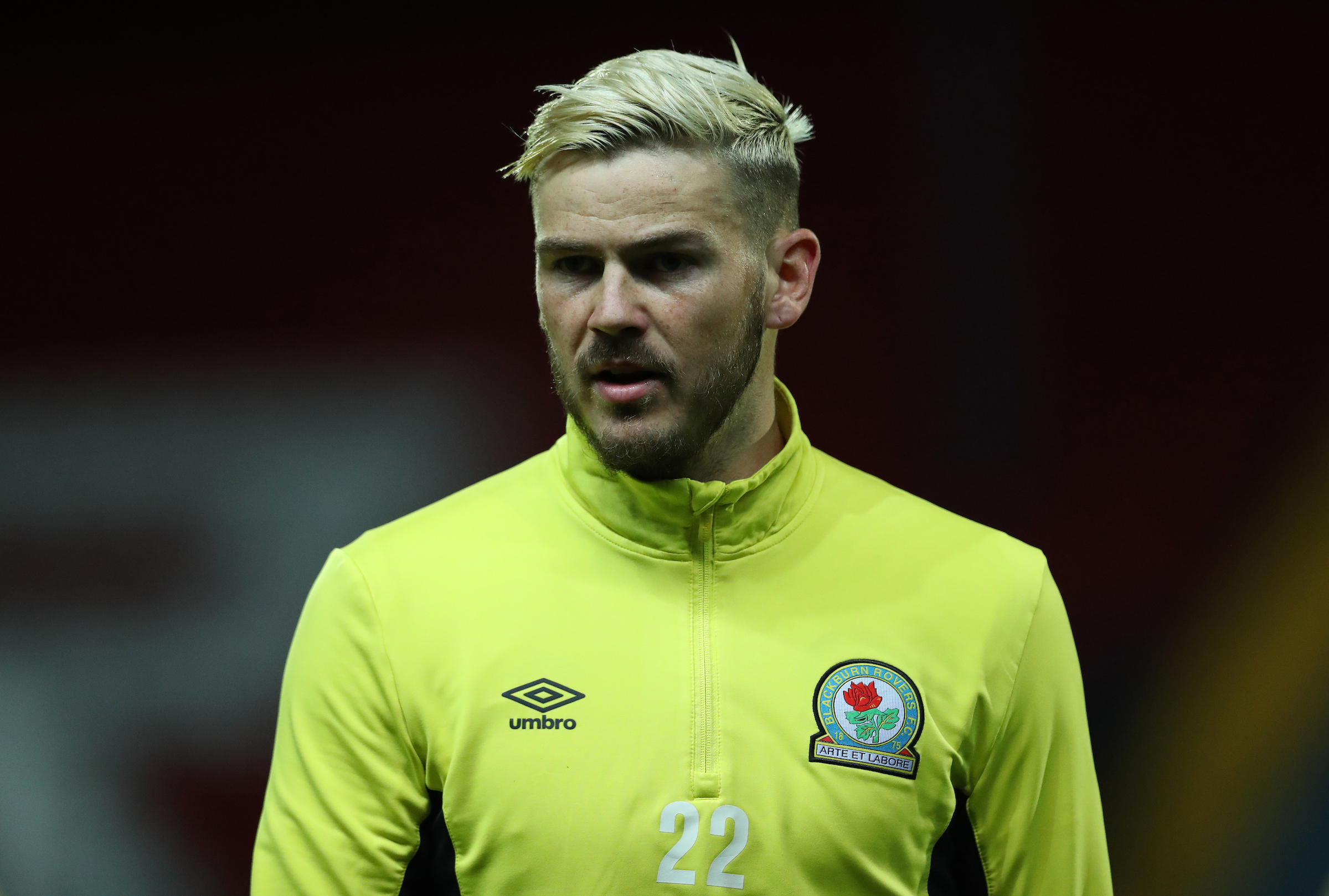 Ben Gladwin hasn't started a league game for Rovers since his summer move from QPR