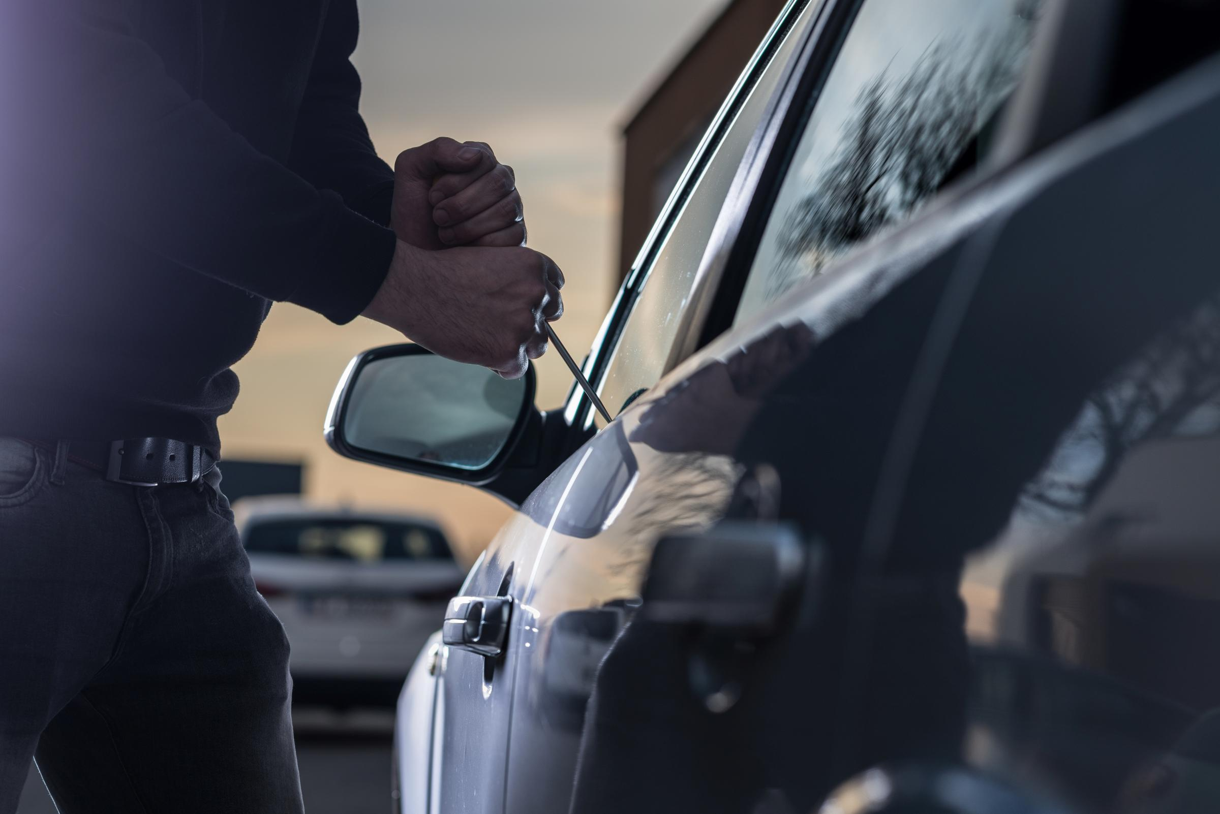 Car thieves are targetting vehicles across East Lancashire