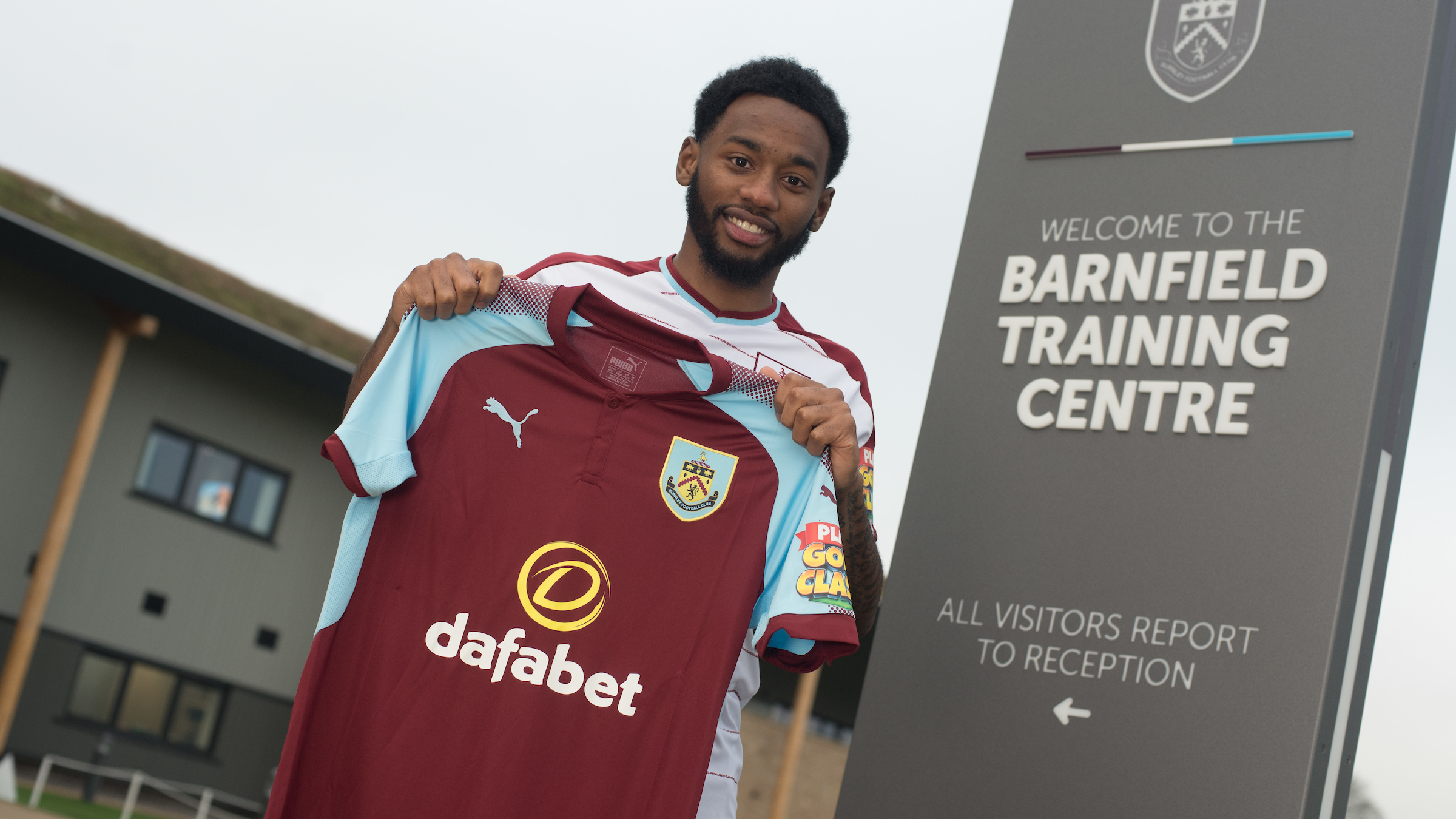 Georges-Kevin Nkoudou is set to make his Burnley debut at Crystal Palace today
