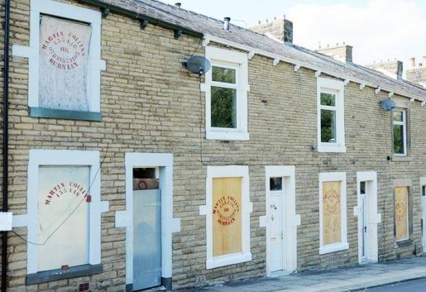 31 empty homes could be purchased and renovated by Pendle Council