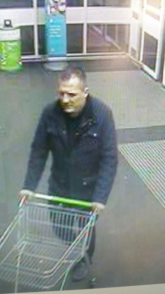 Police are appealing for help to find the following man
