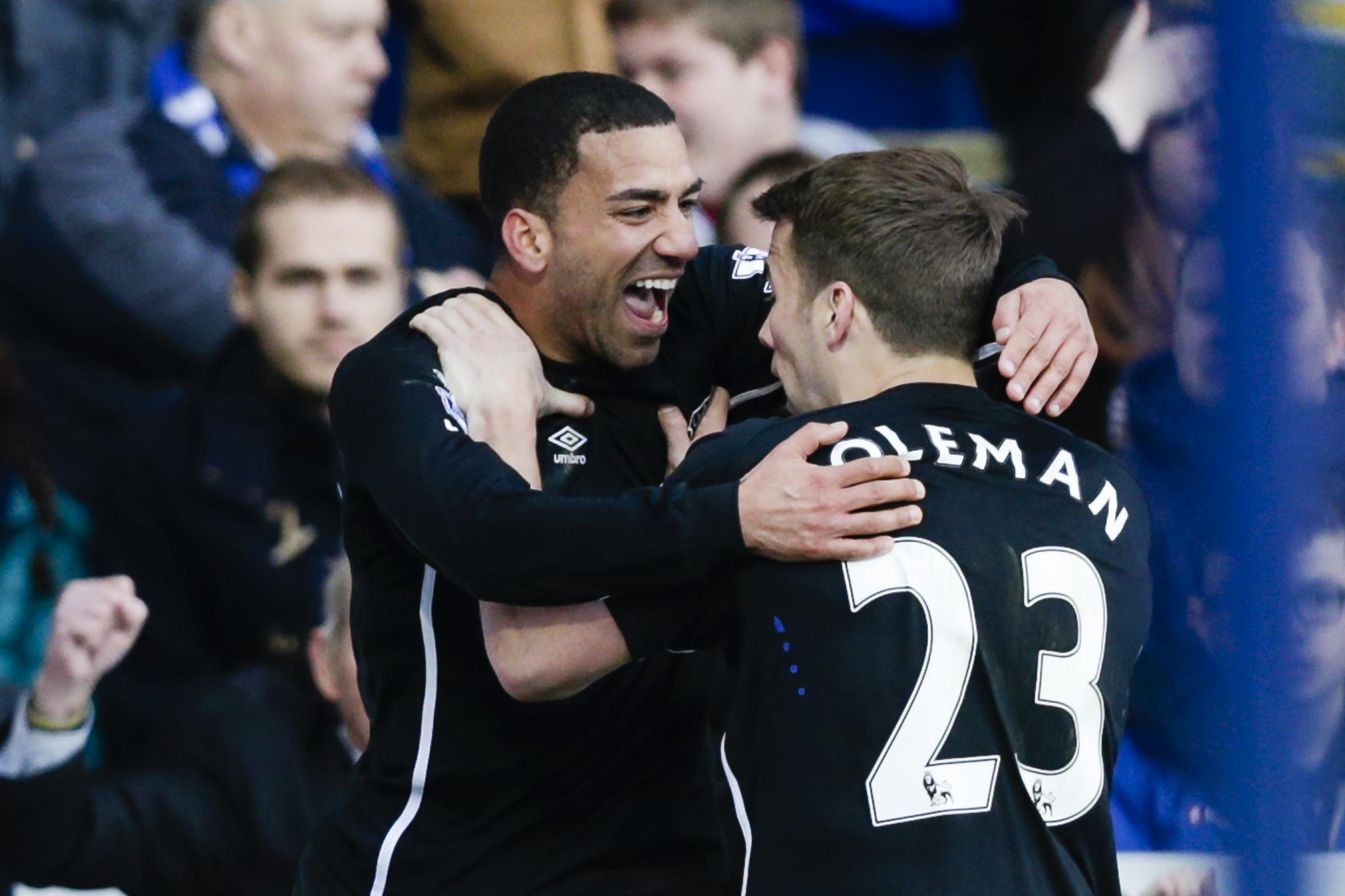Aaron Lennon is set to complete a move to Burnley in the next 48 hours