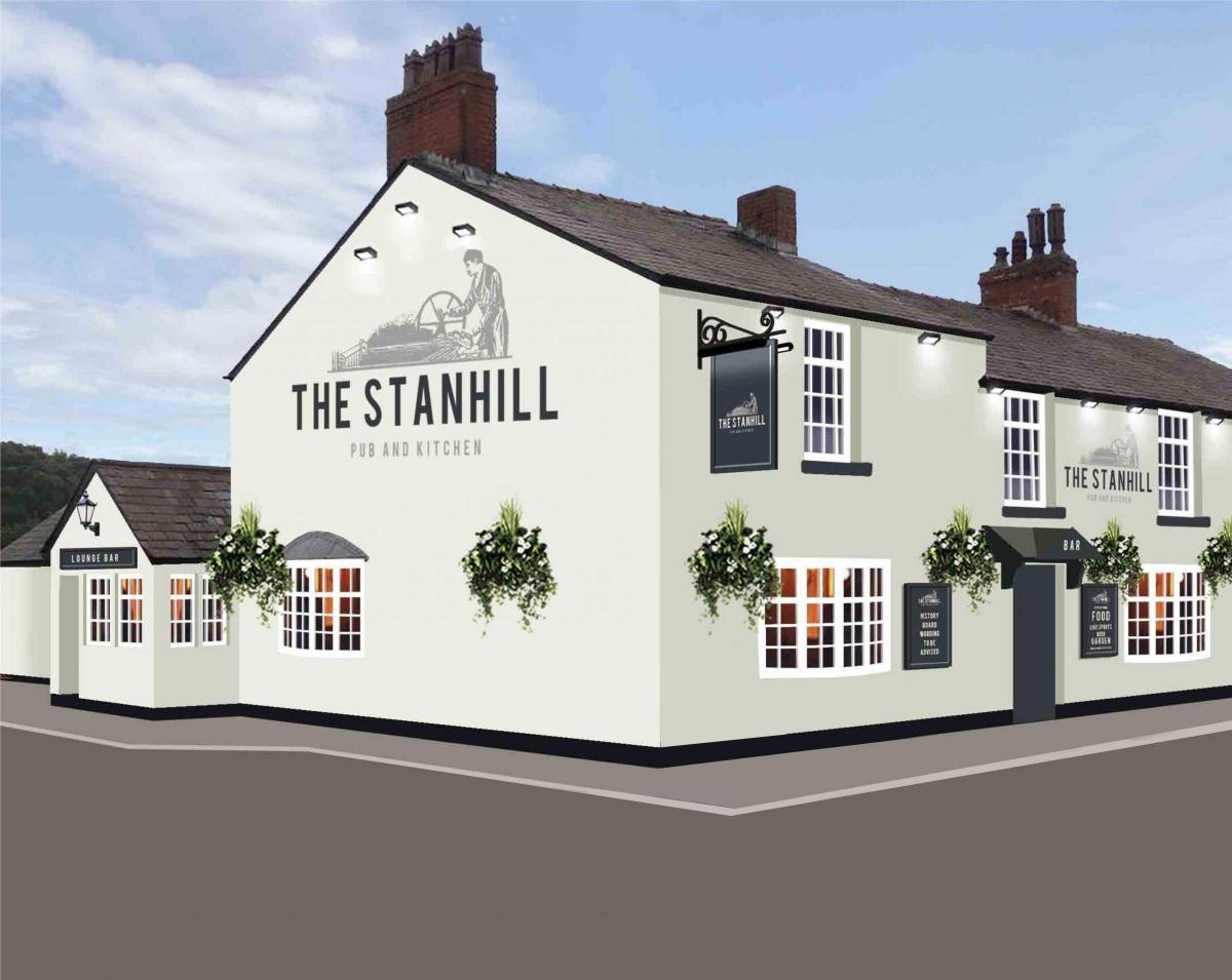 Stanhill pub, Oswaldtwistle, to bring in 20 jobs with £310,000 ...