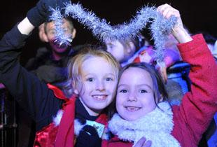 Burnley Christmas Lights