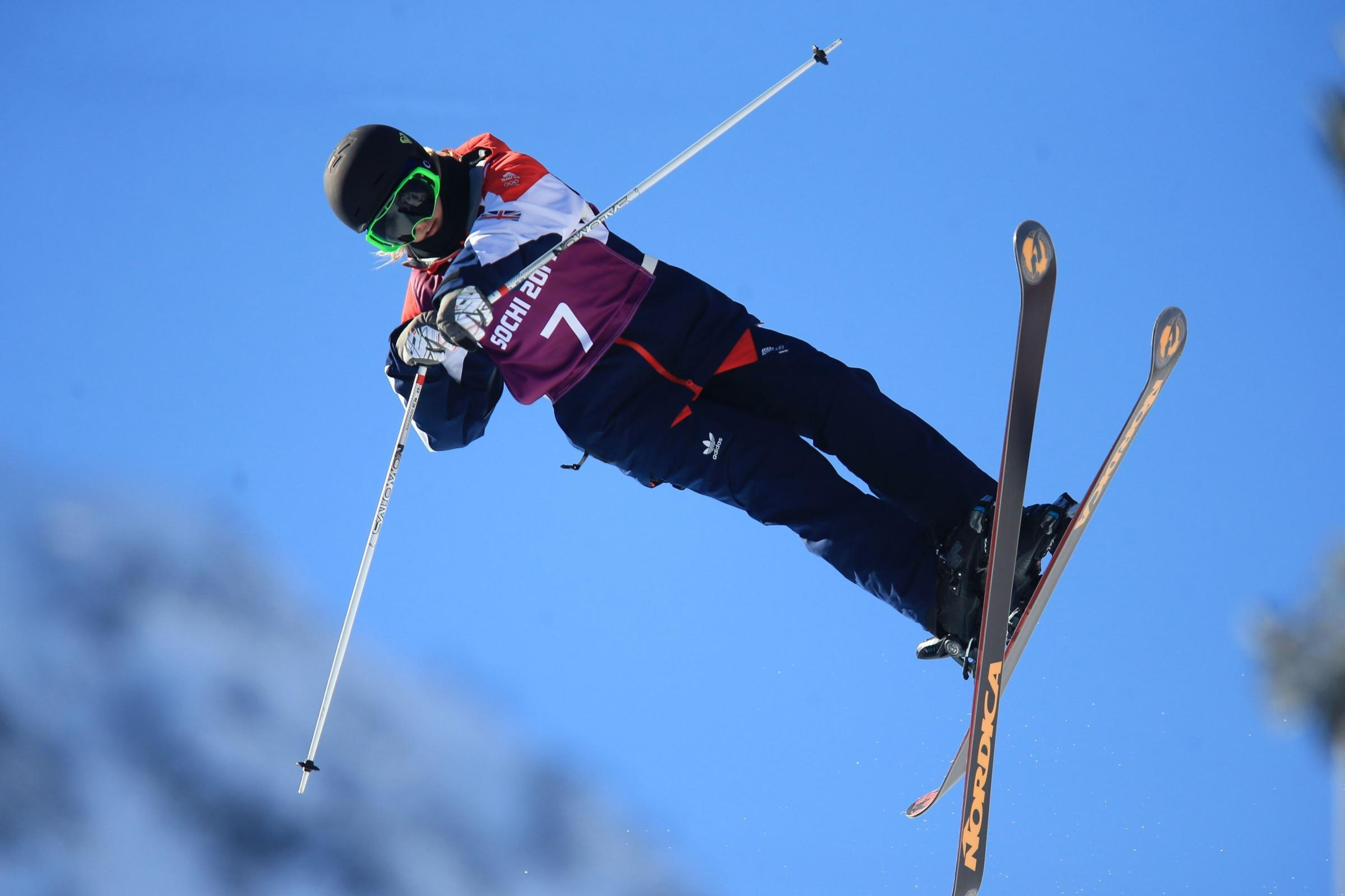 Rowan Cheshire is competing at her second Olympics, after a training crash ended her first (Mike Egerton/PA Wire)