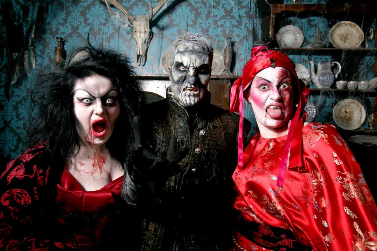Enjoy a frightful date in Blackburn this Valentine's Day