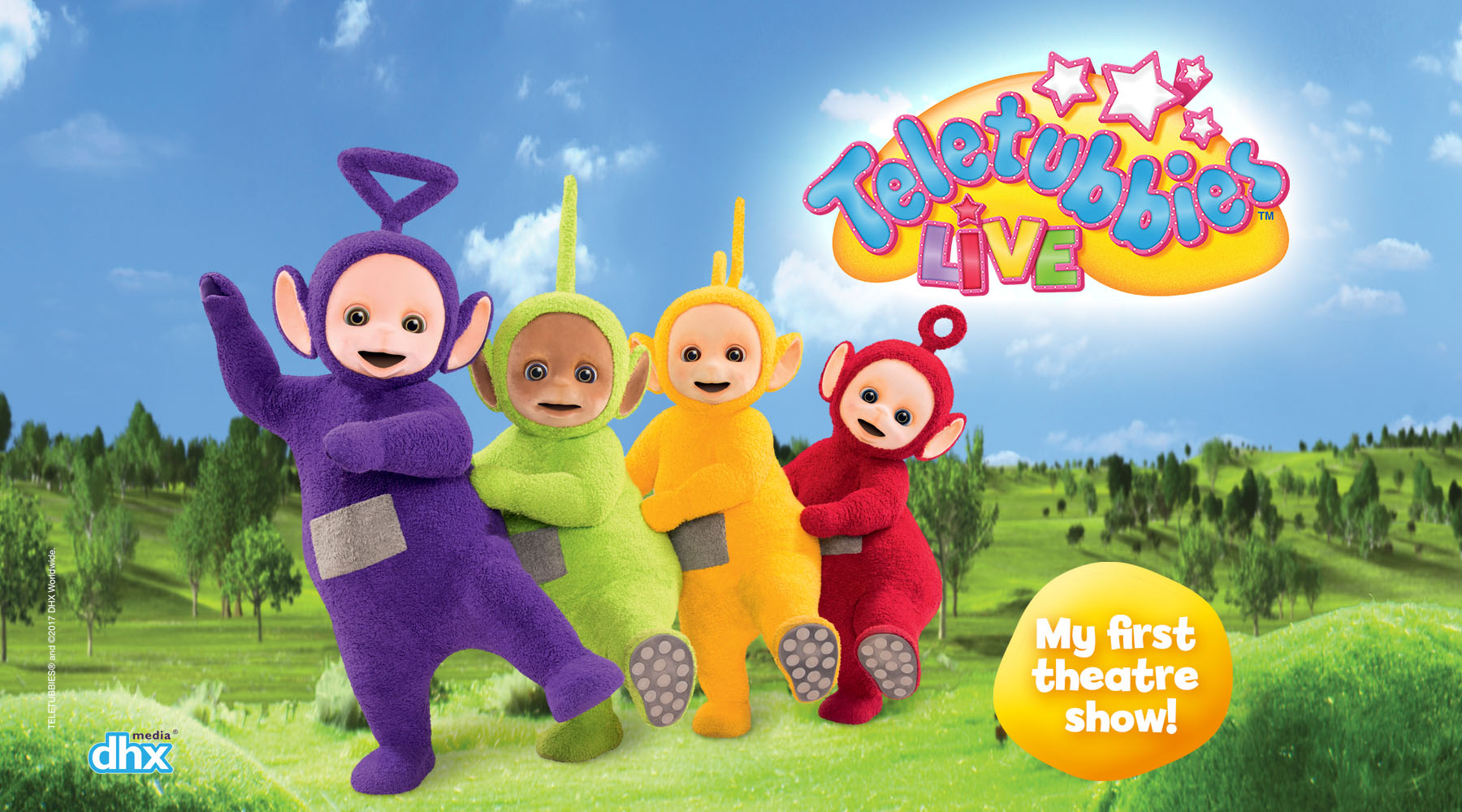 Teletubbies Live
