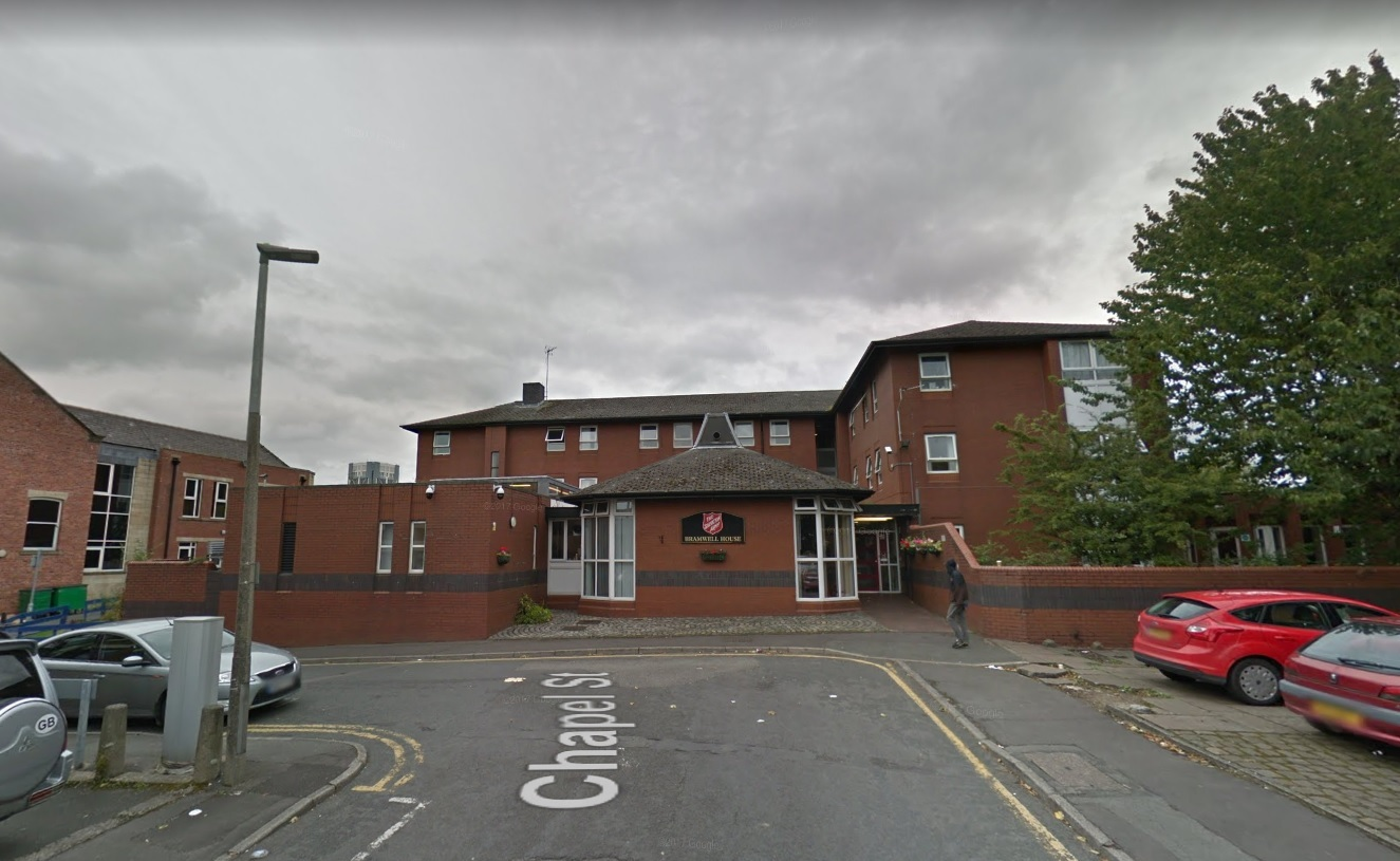 Amy Charlotte Hunt died at her home at the Salvation Army residence in Heaton Street, Blackburn