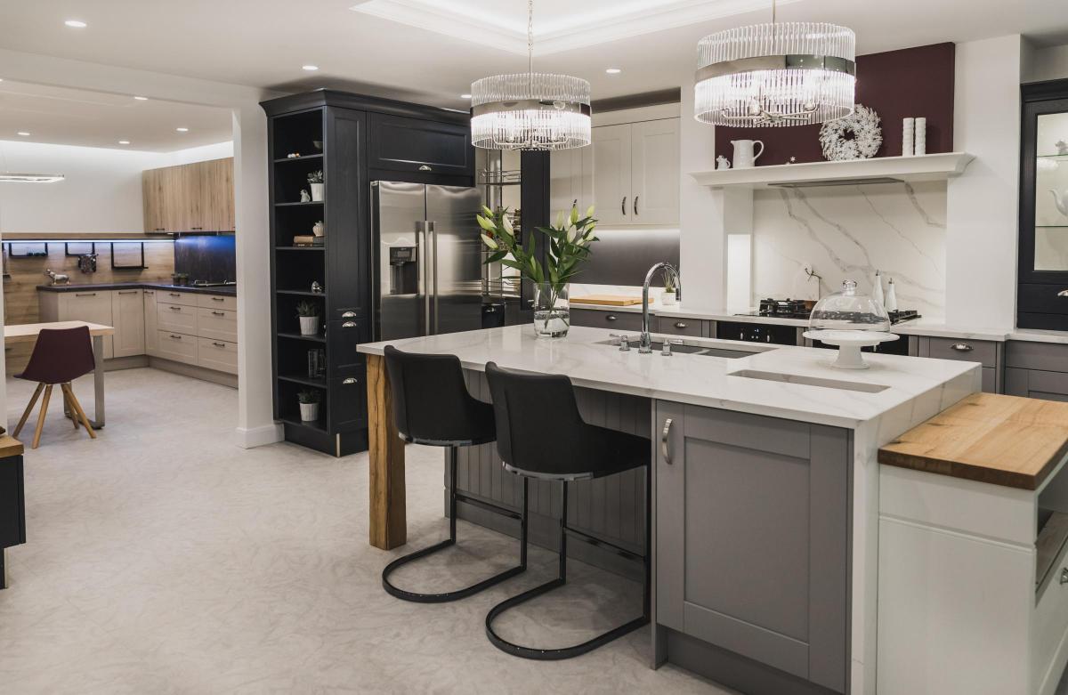 Kitchen Design Centre creates 5 jobs and relocates to £300,000 ...