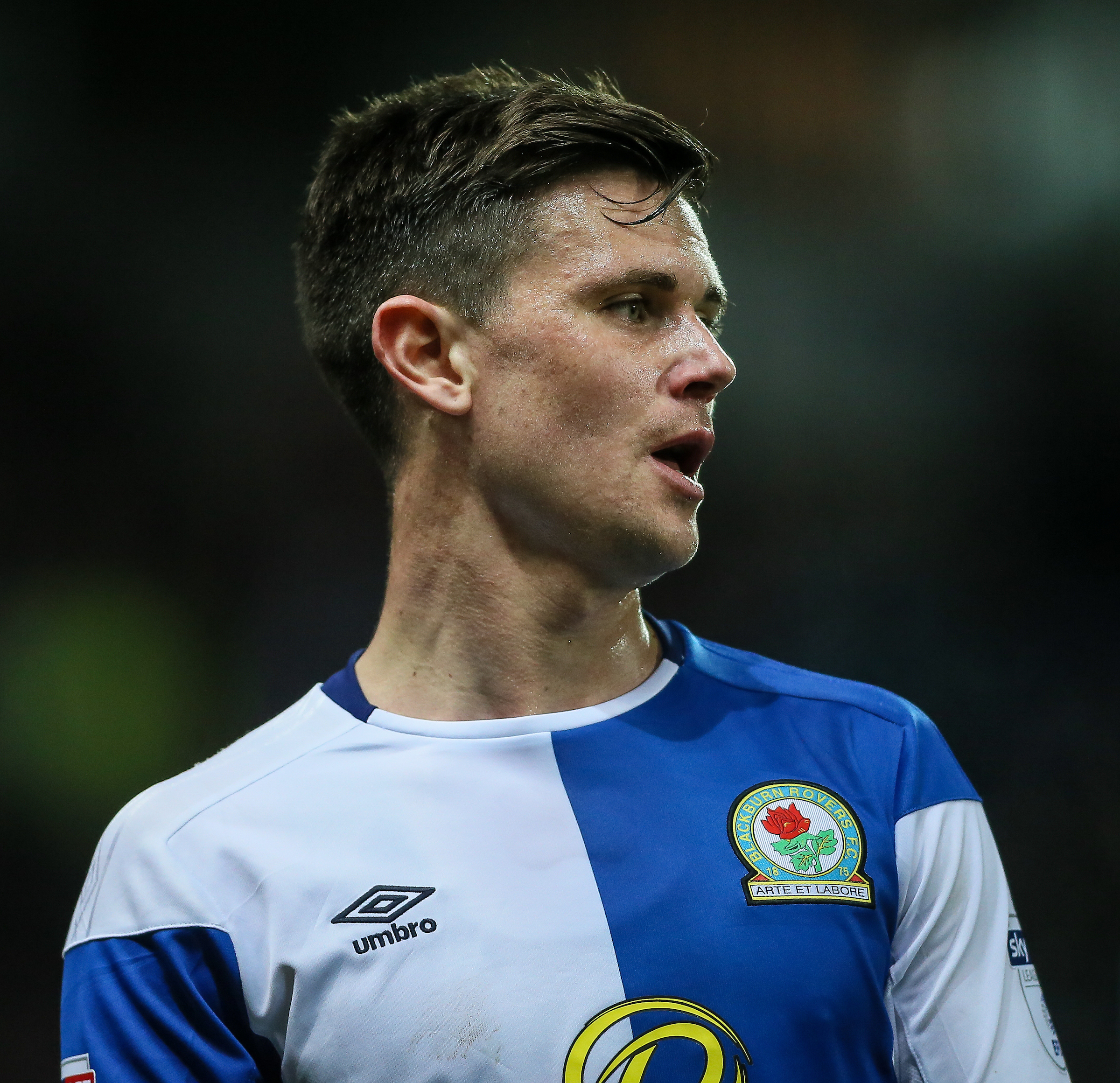 Leeds United loanee Marcus Antonsson made his first appearance of the calendar year in Rovers' win over Bury