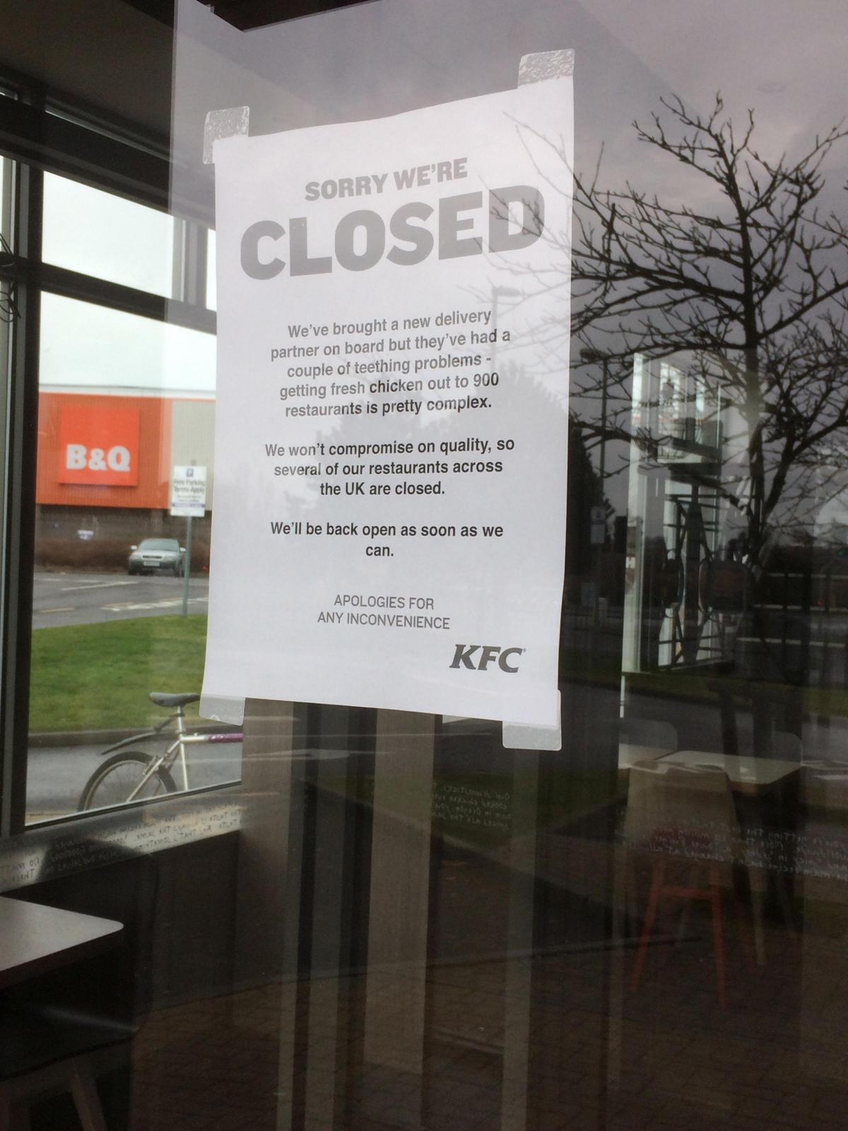 Which KFC stores in East Lancashire are now open? | Lancashire Telegraph