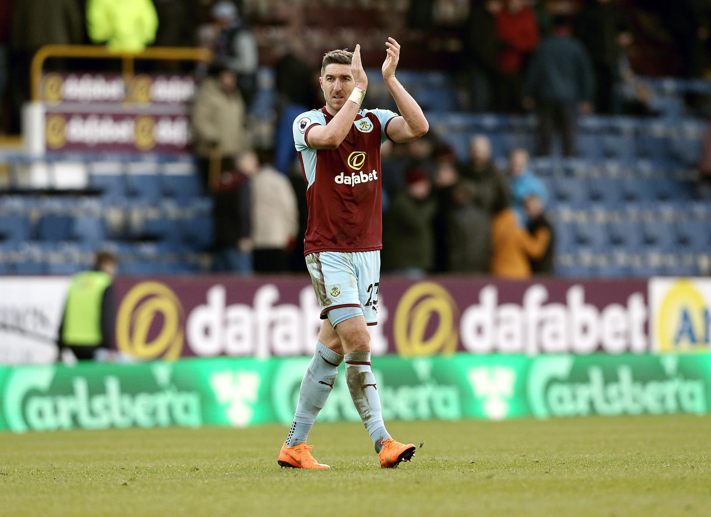 Stephen Ward has called on Burnley to be wary of West Ham this weekend