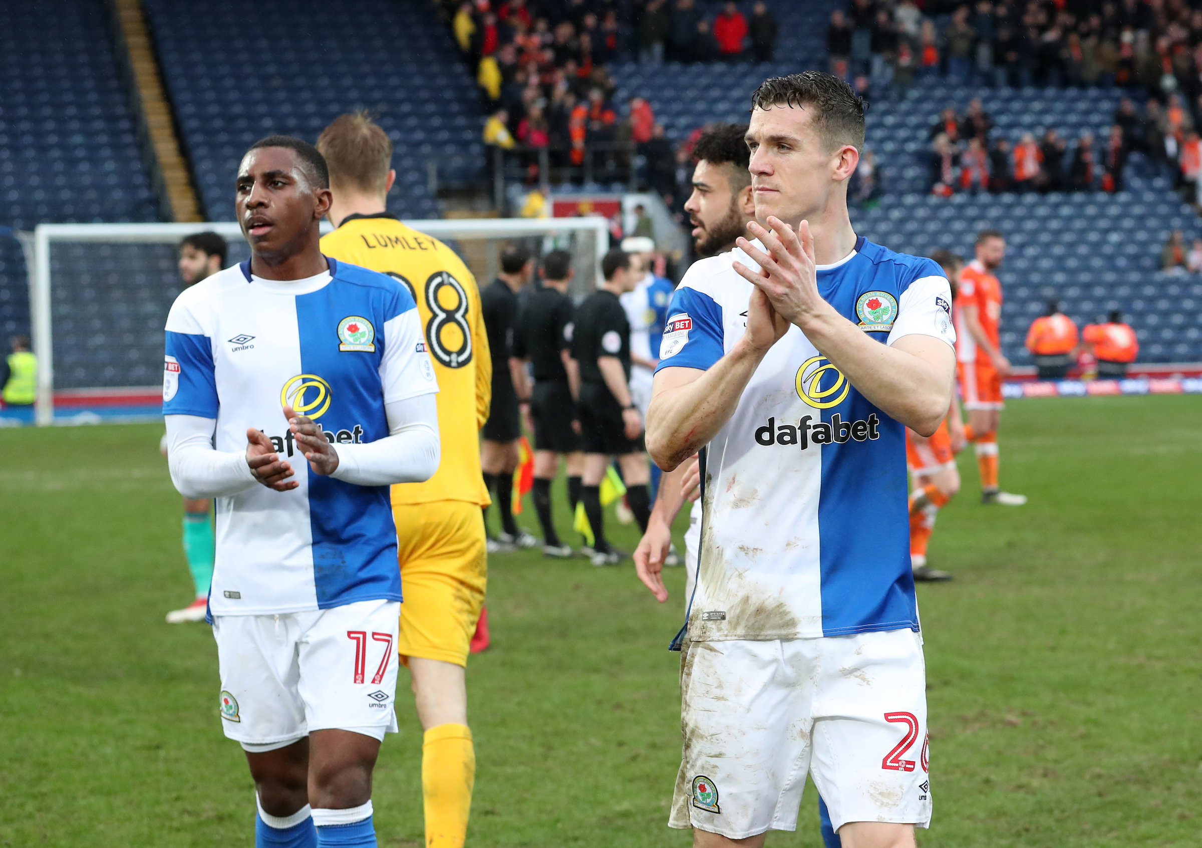 Rovers have won four of the games in which Darragh Lenihan has featured in since injury