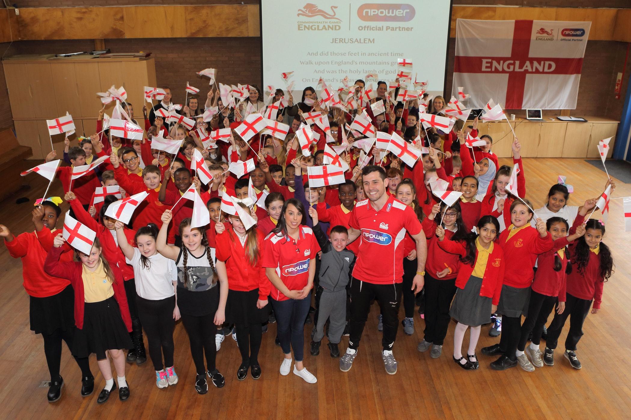 Tweddle backs Tinkler to star at Commonwealth Games | Lancashire