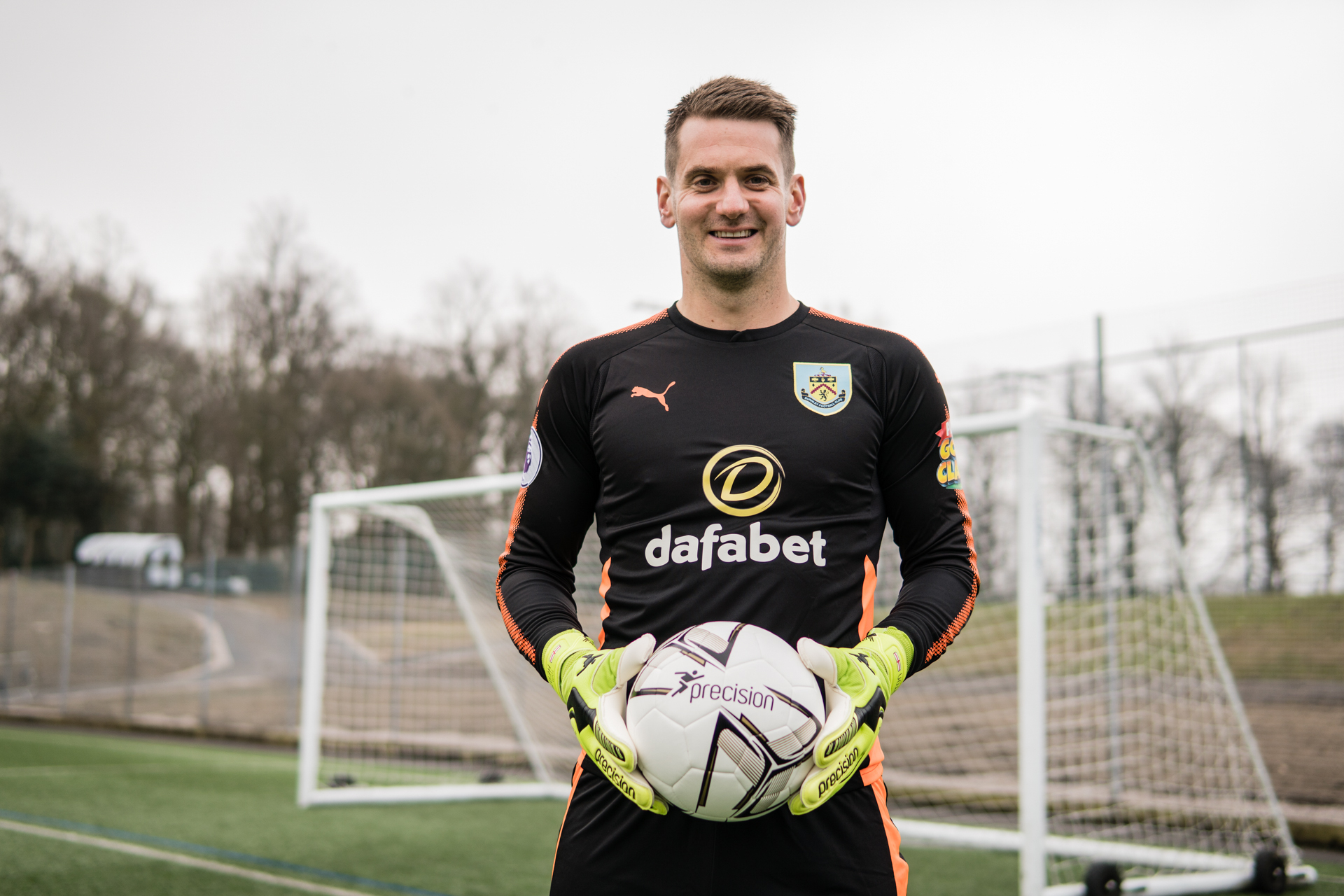 Tom Heaton still has hope of forcing his way into England's World Cup squad