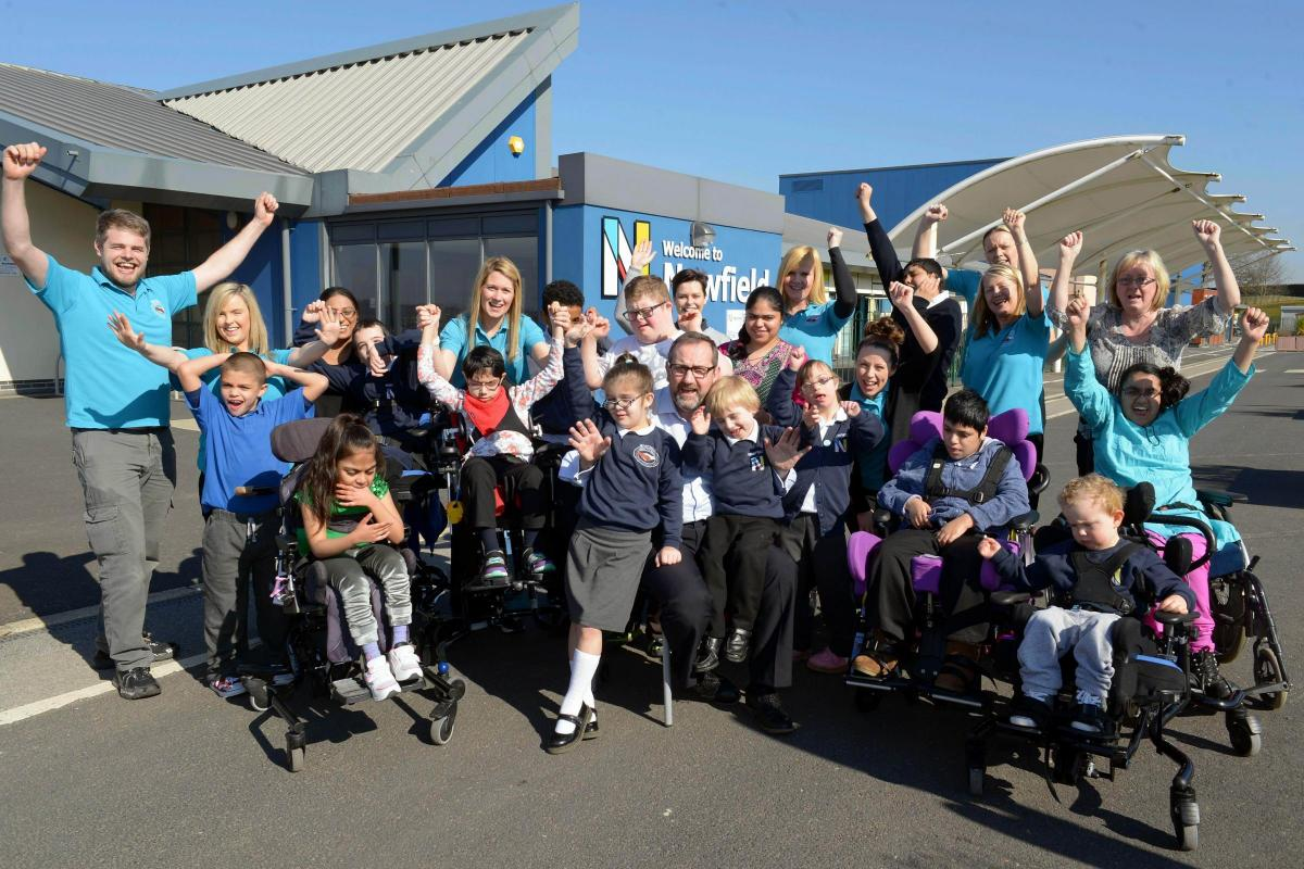 Blackburn autism school nearing completion