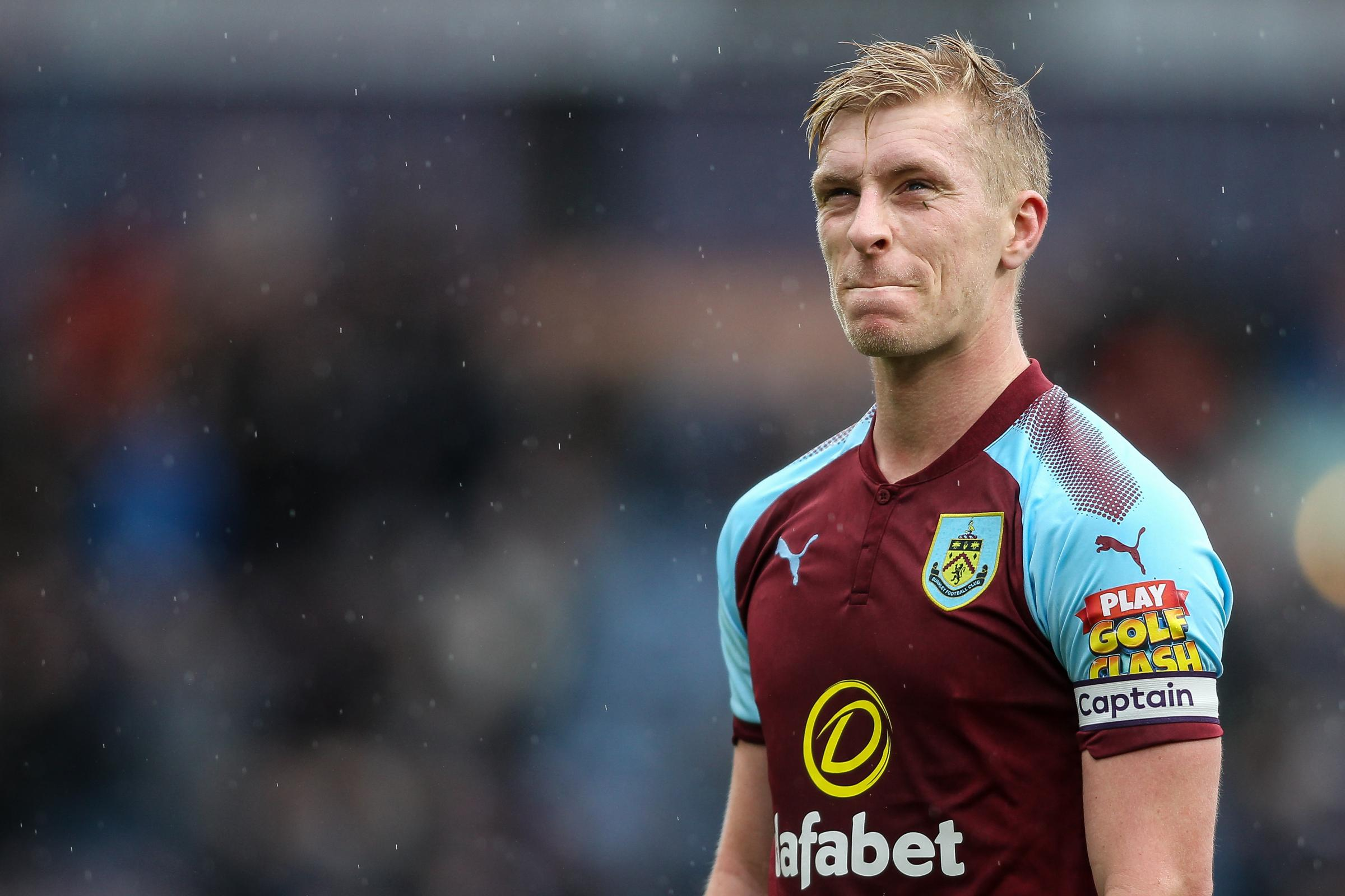Ben Mee is continuing to battle a shin injury