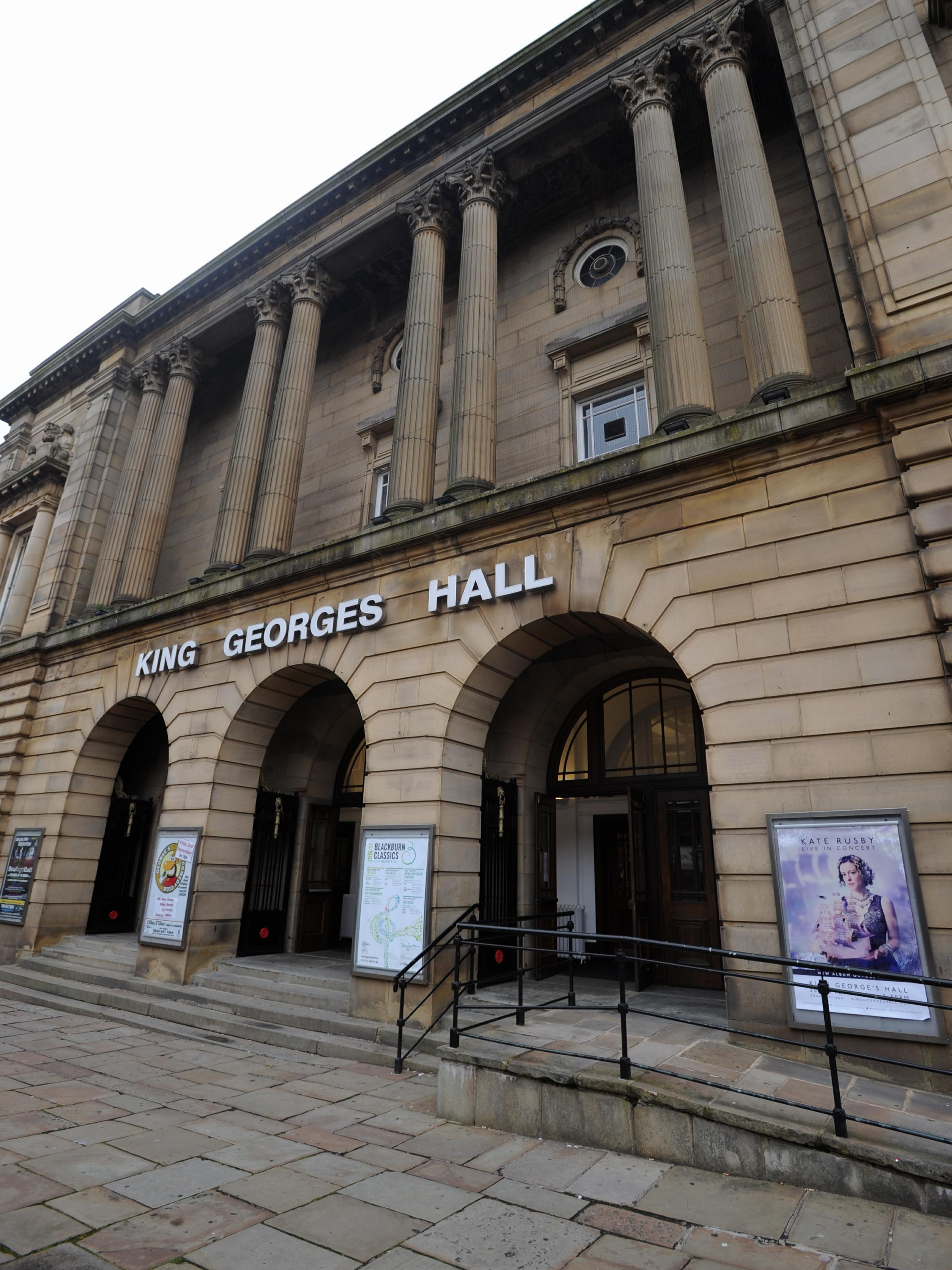 King Georges Hall, Blackburn. Picture by Paul Heyes, Thursday August 25, 2016..