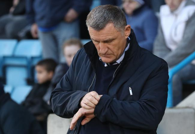 Tony Mowbray shuffled his pack in search of a winner at Gillingham