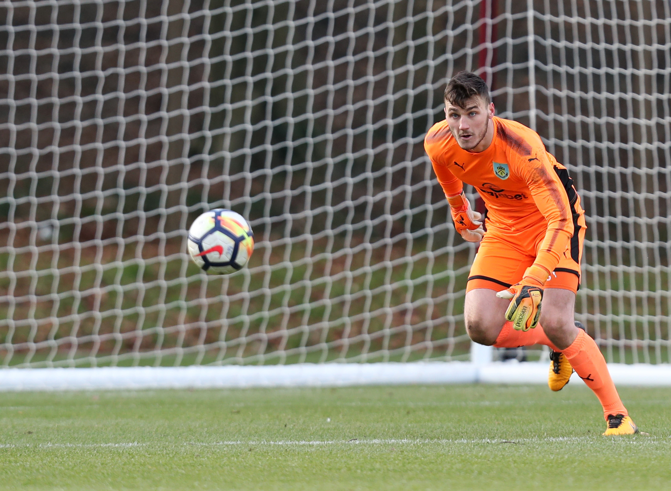 Conor Mitchell has been offered a new deal at Burnley