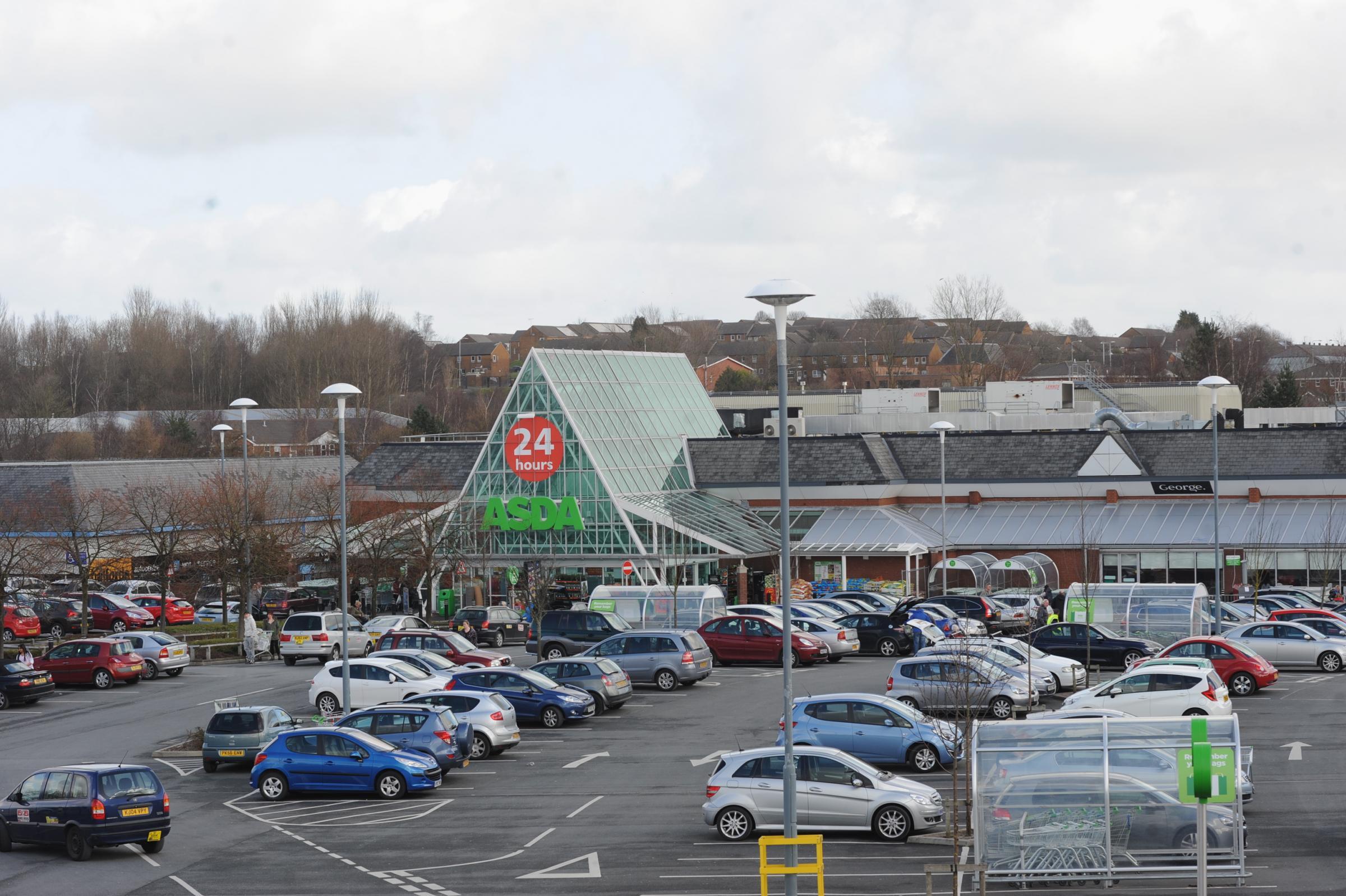 Woman stumbled around Blackburn Asda with bottle of vodka in her hand | Lancashire Telegraph
